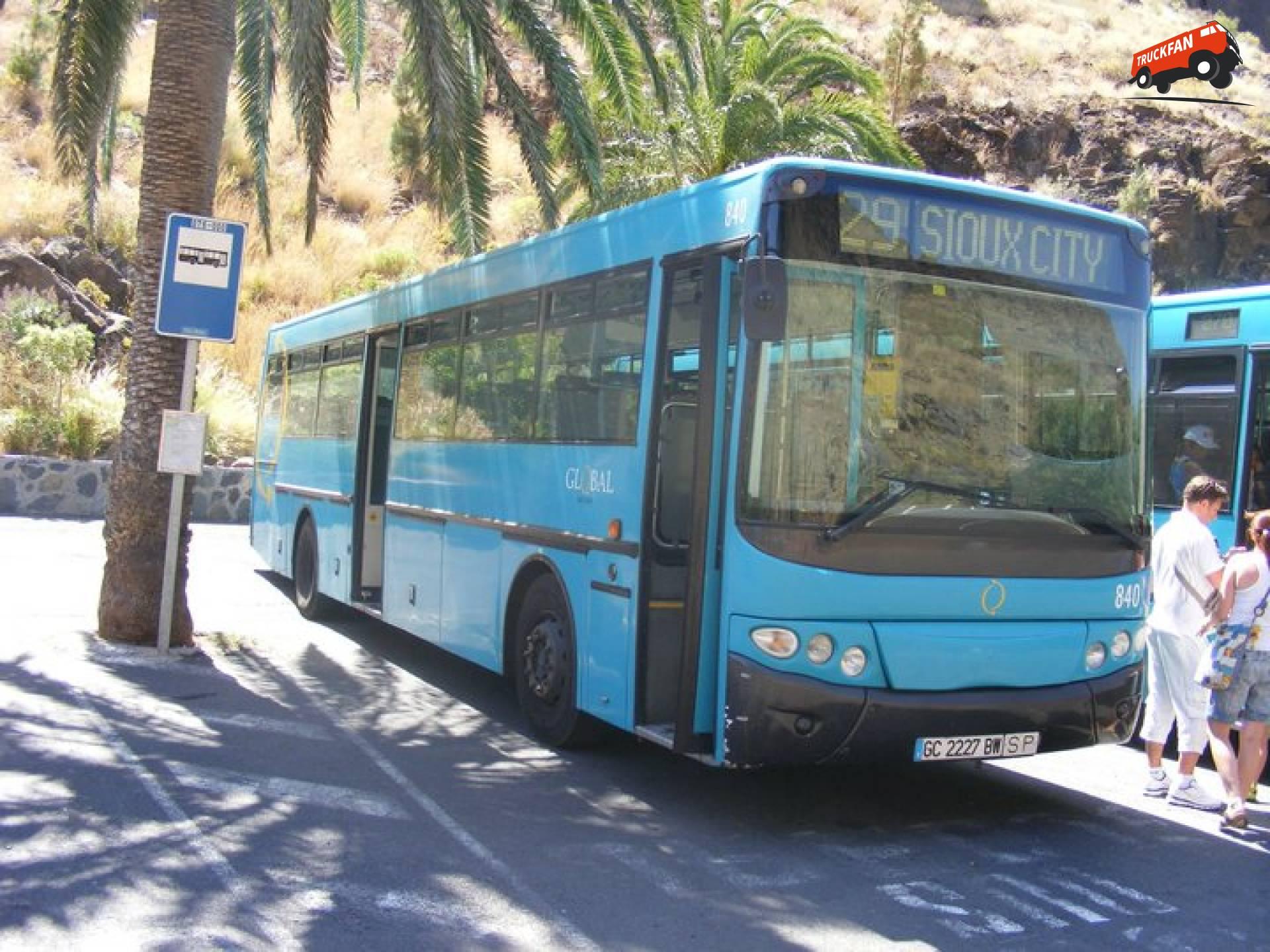 Insucar bus