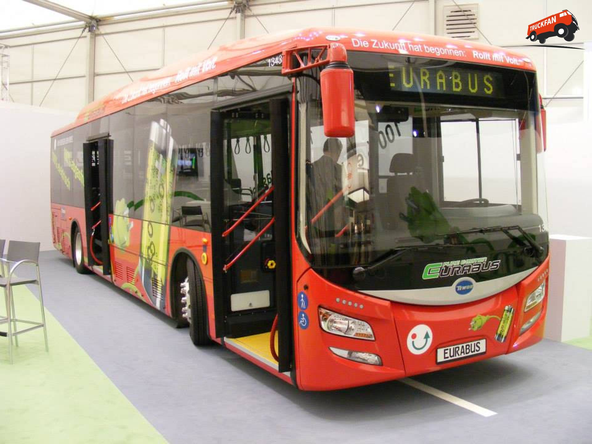 Eurabus bus