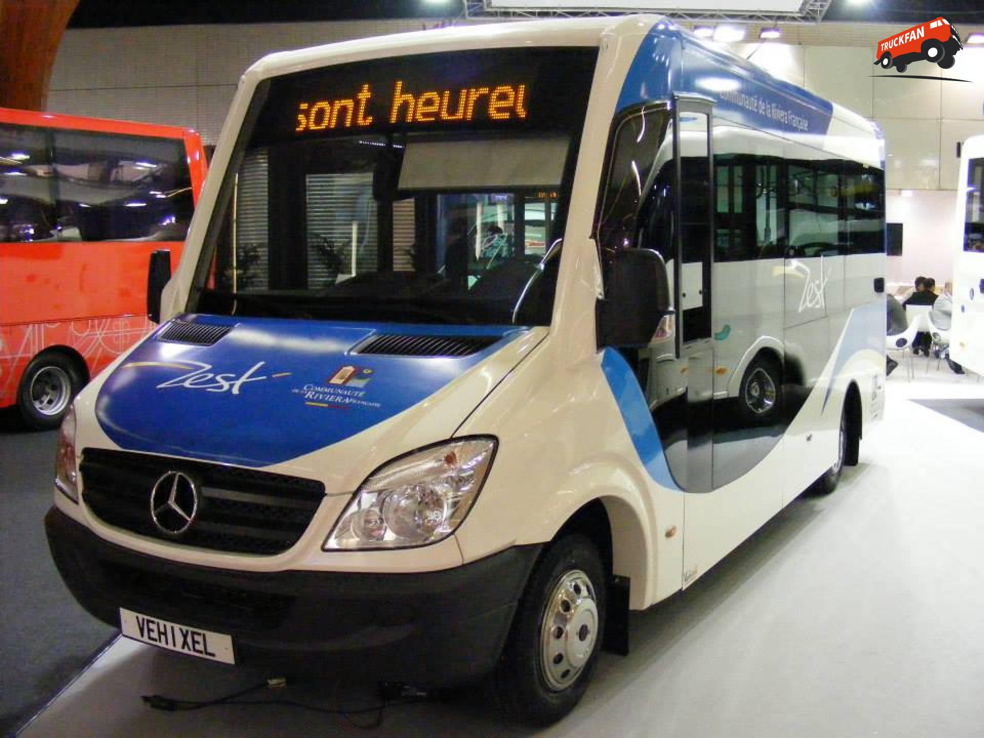 Vehixel bus