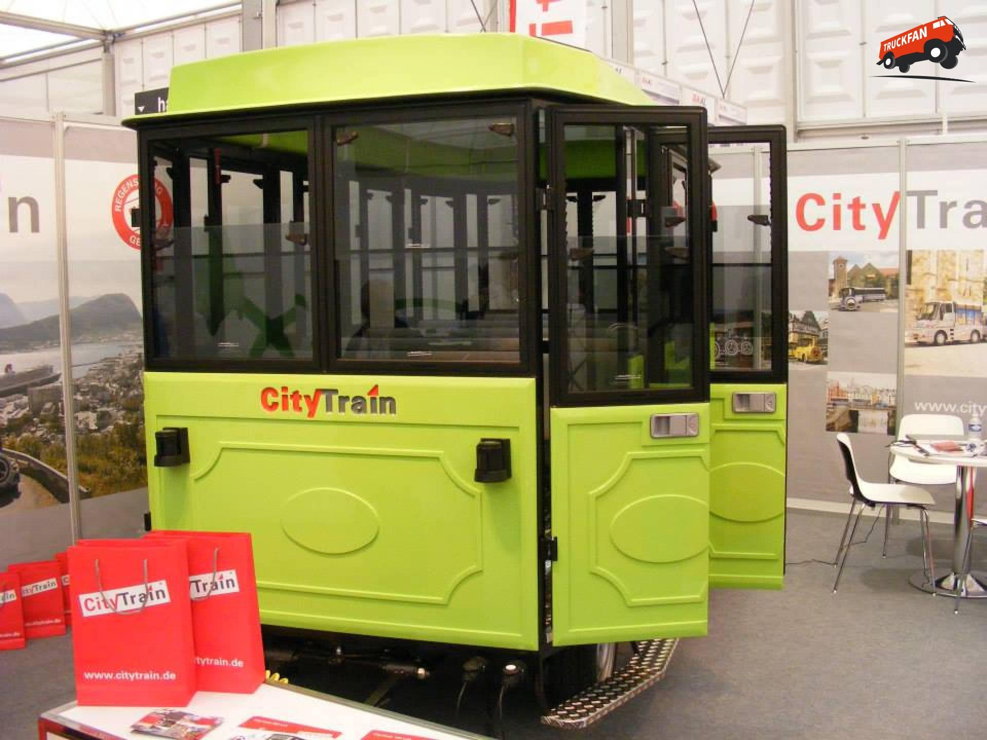 CityTrain toeristentreintje