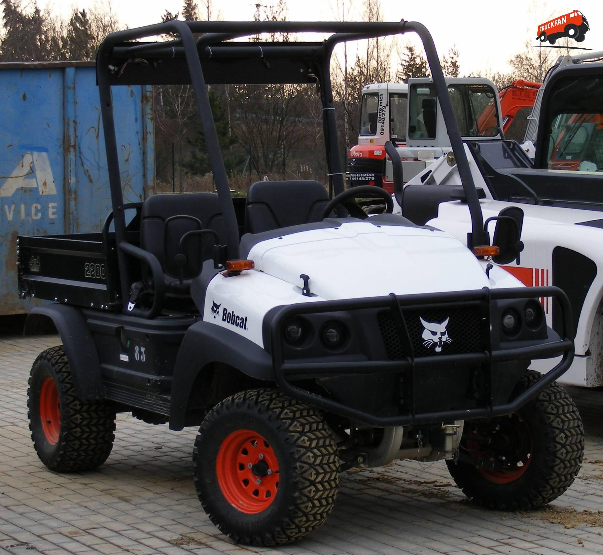 Bobcat 2200