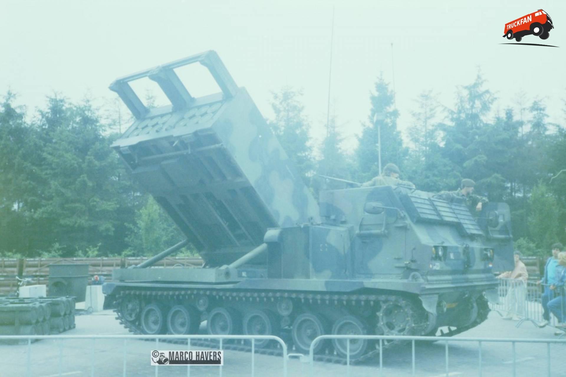 Vought M270 MLRS