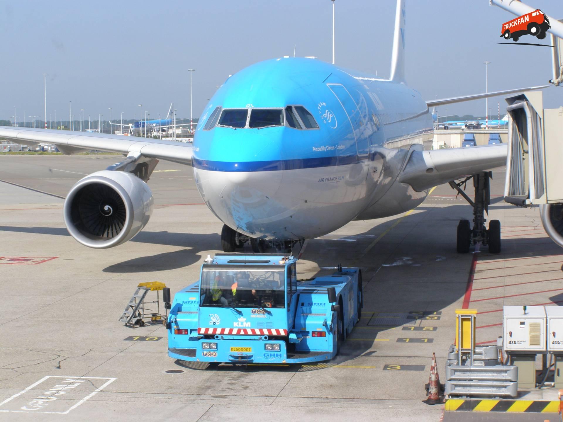 GHH vliegtuigsleper