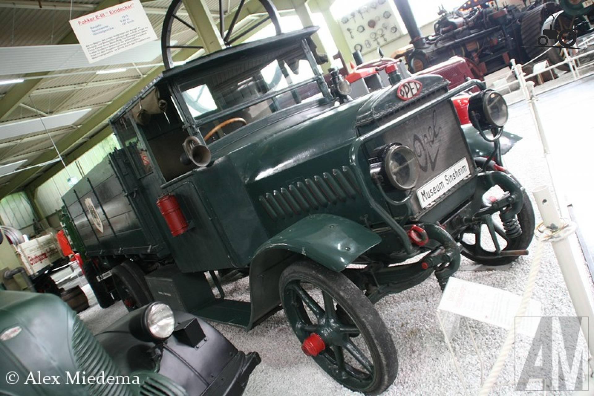 Opel onbekend/overig