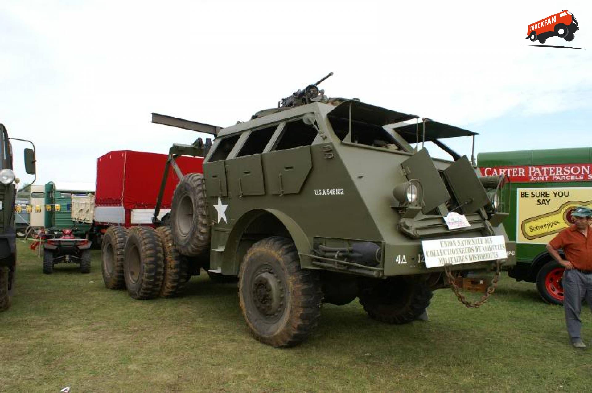 Pacific M25 Dragon Wagon
