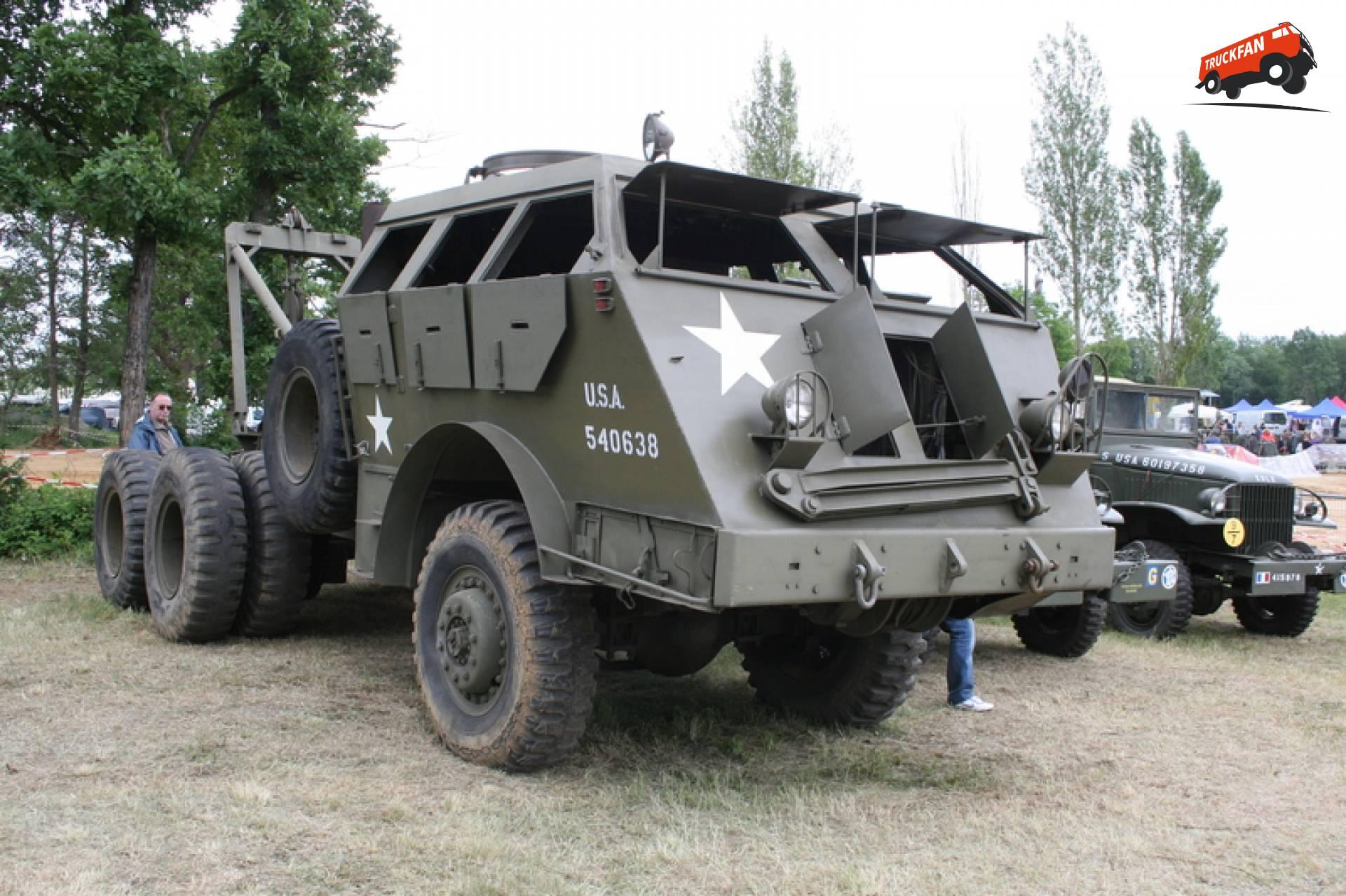 Pacific M25 Dragon Wagon