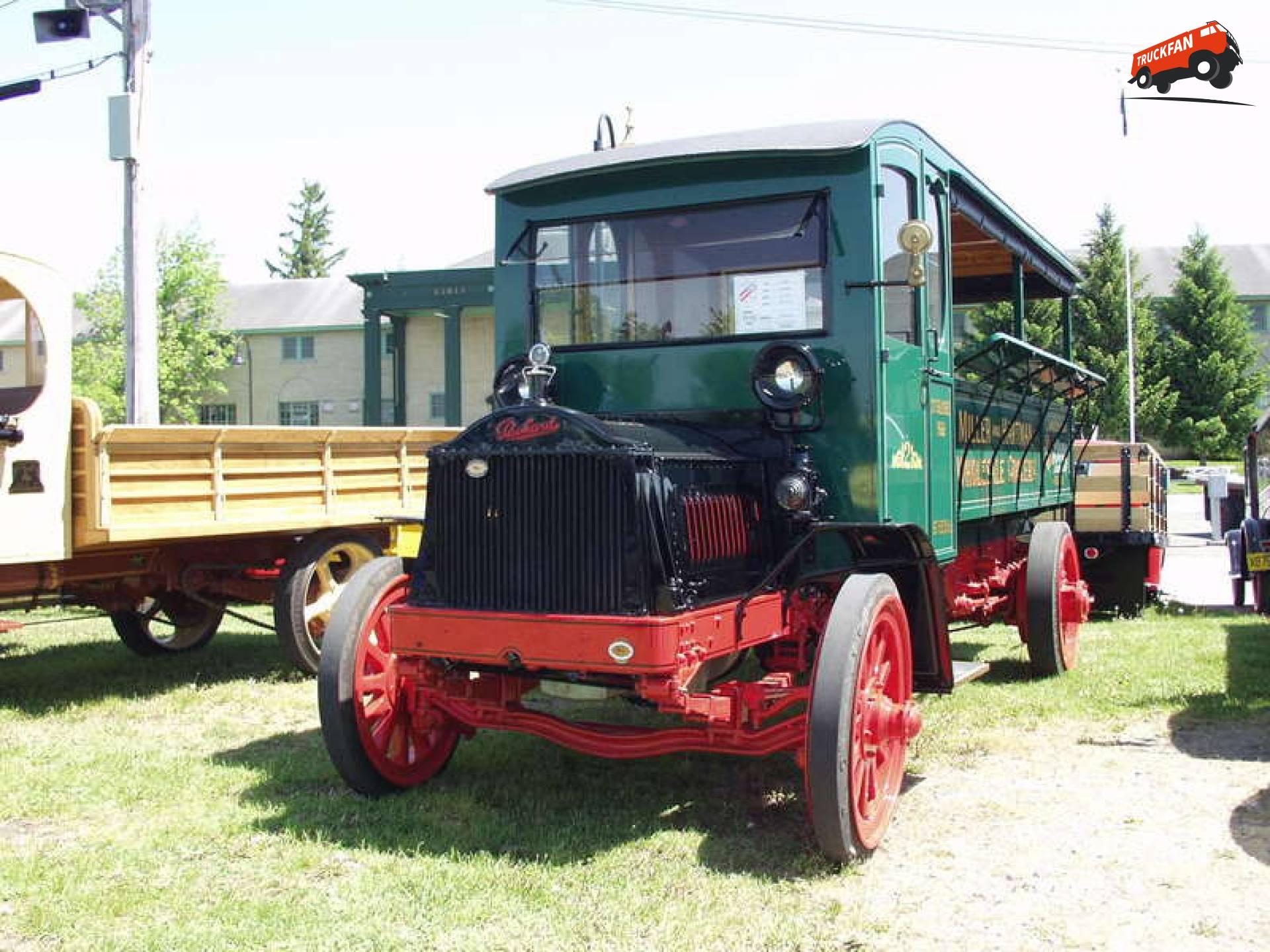 Packard onbekend/overig