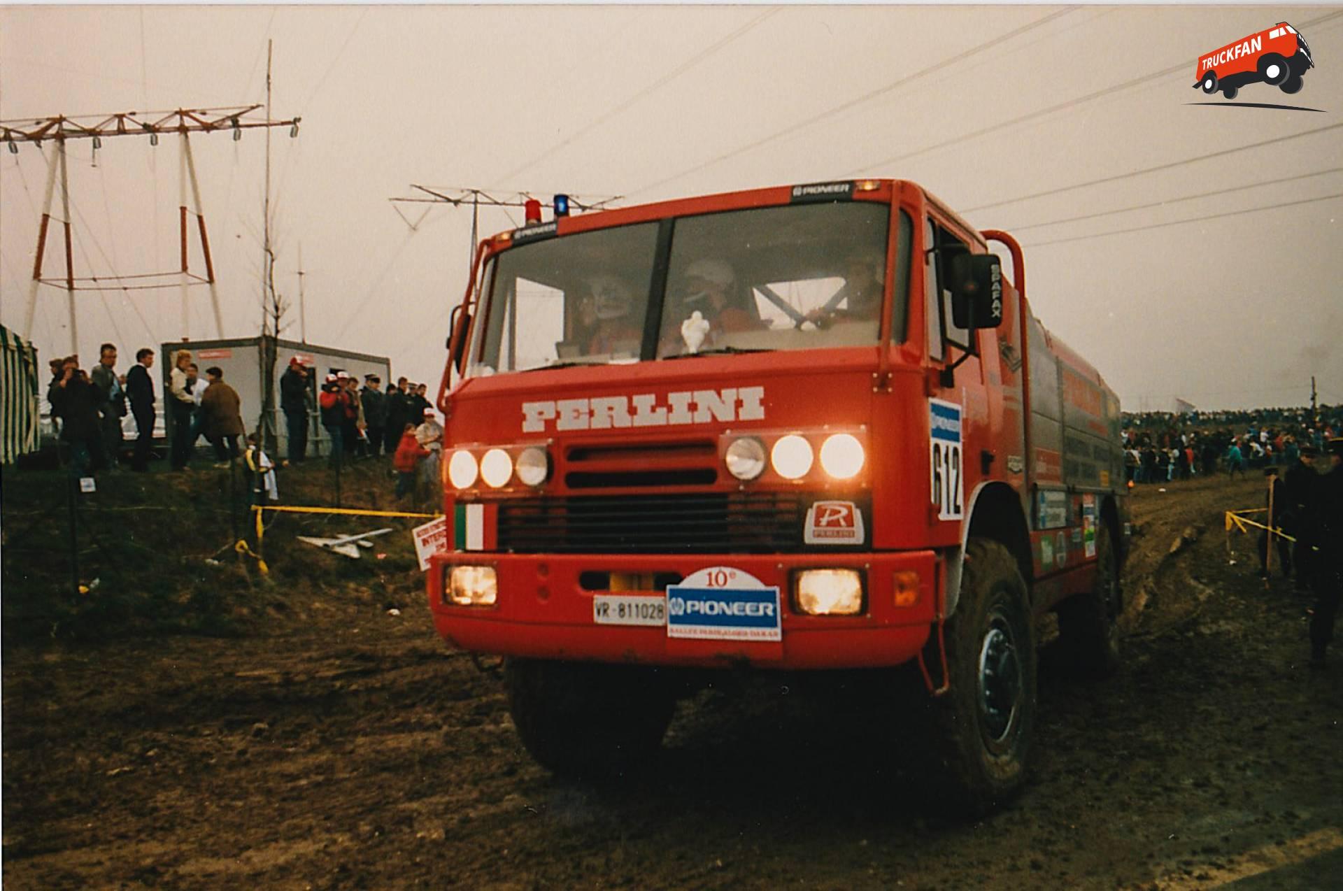 Perlini 105F Red Tiger