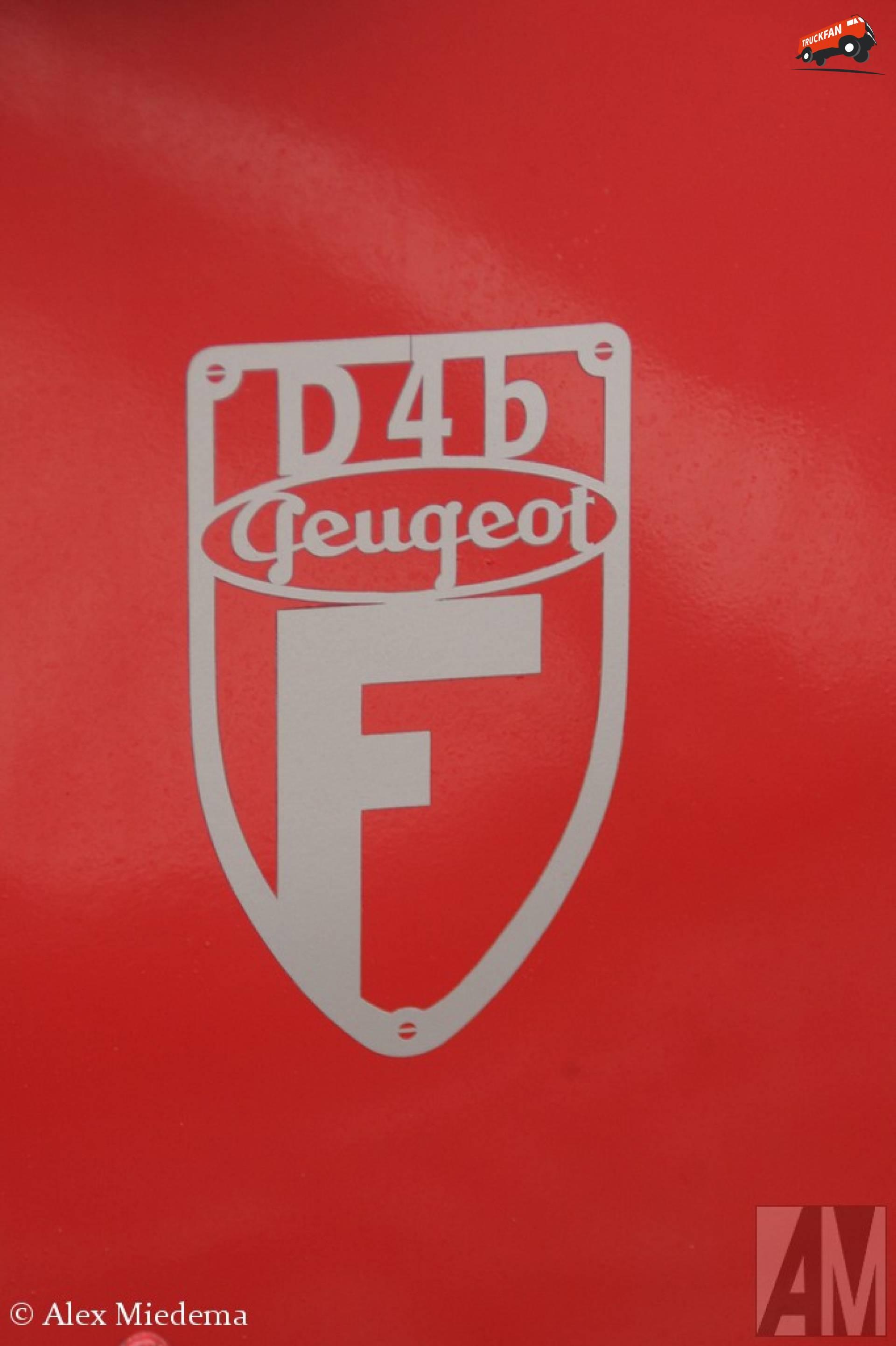 Peugeot D4