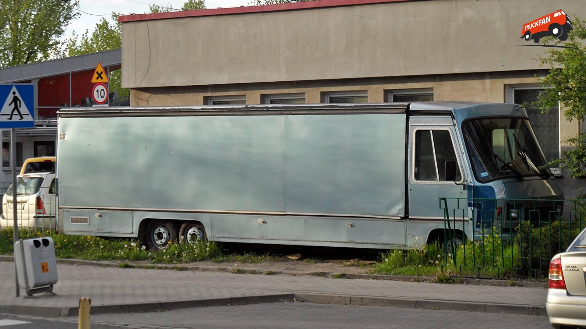 Pijpops Marktwagen