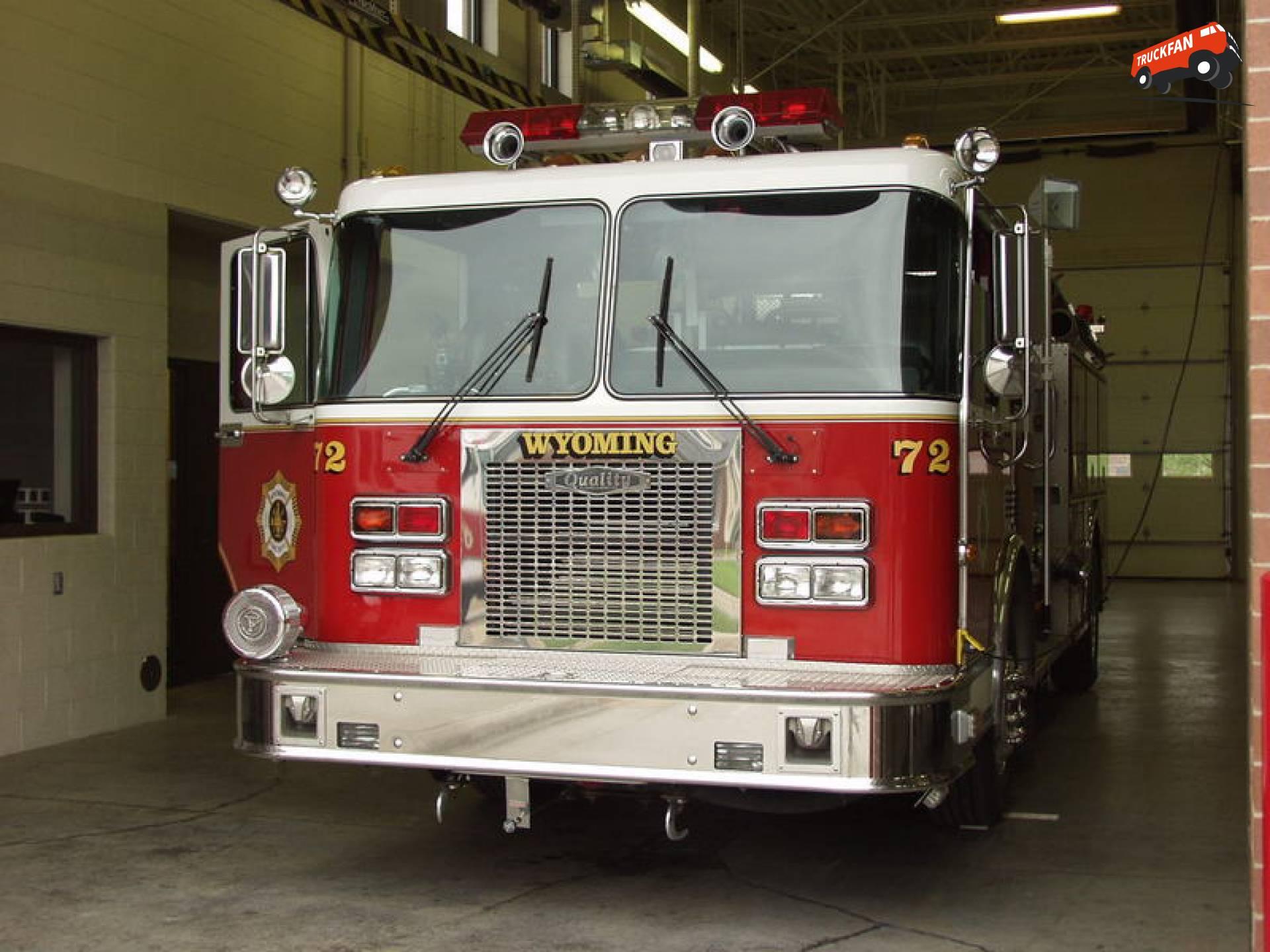 Quality brandweerwagen