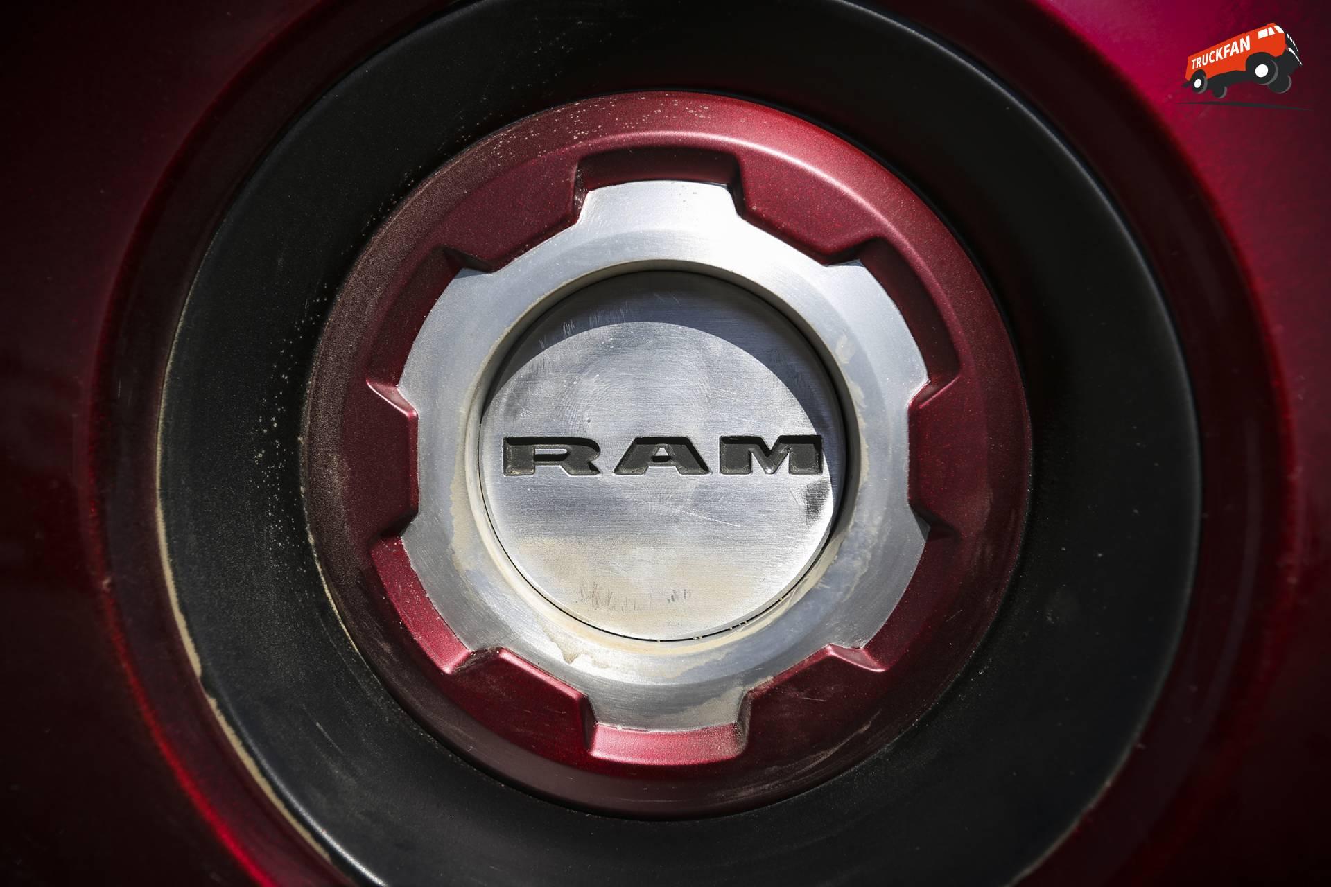 Ram Rebel TRX