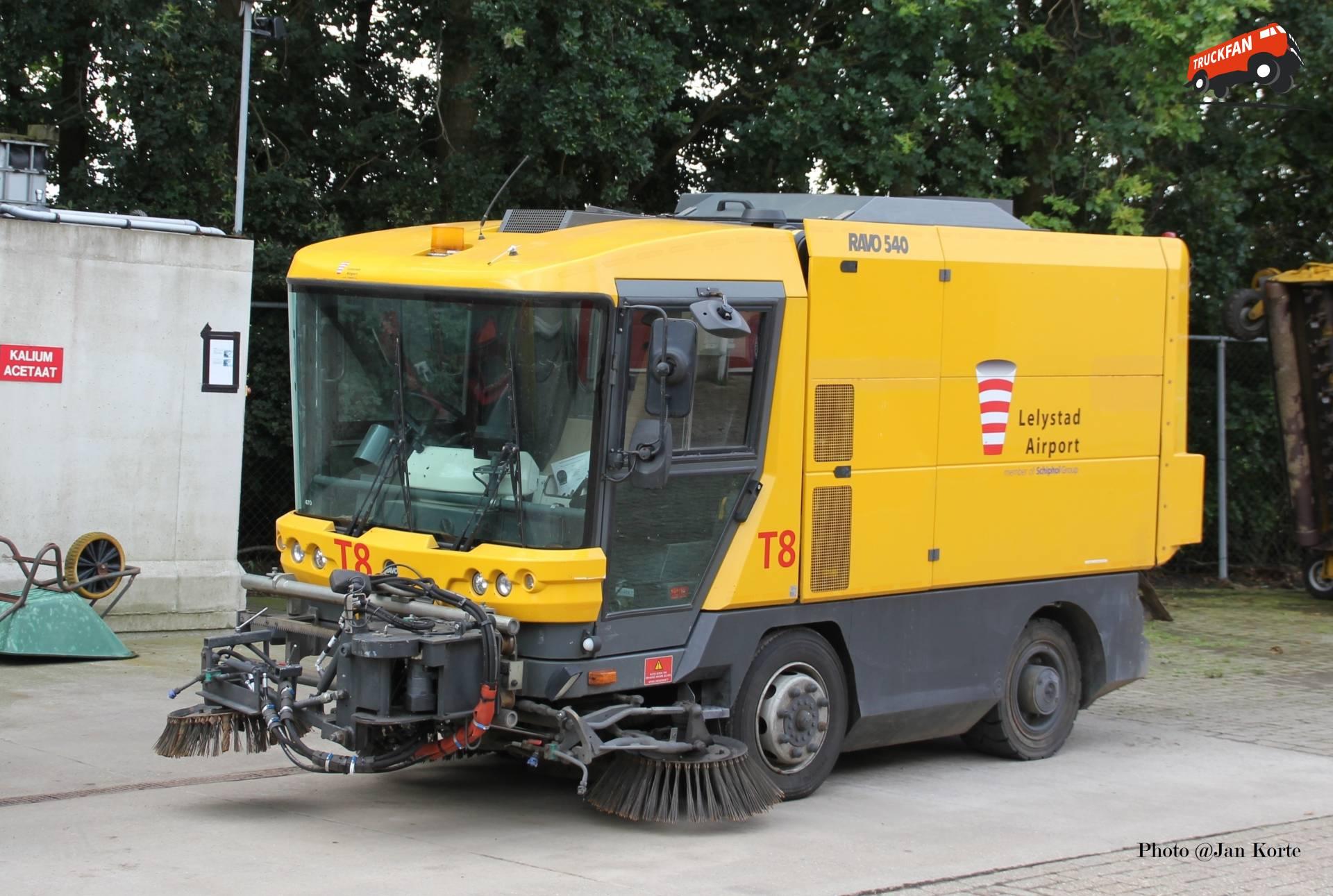 RAVO 540