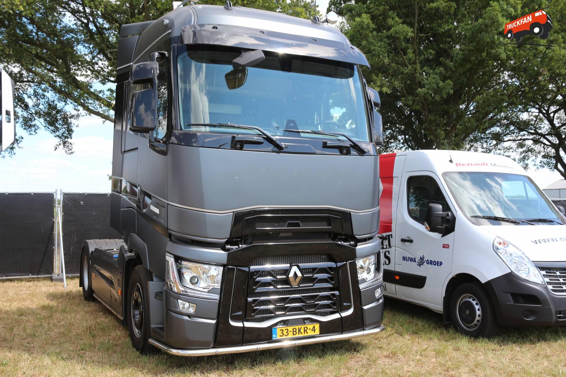 Renault T-serie