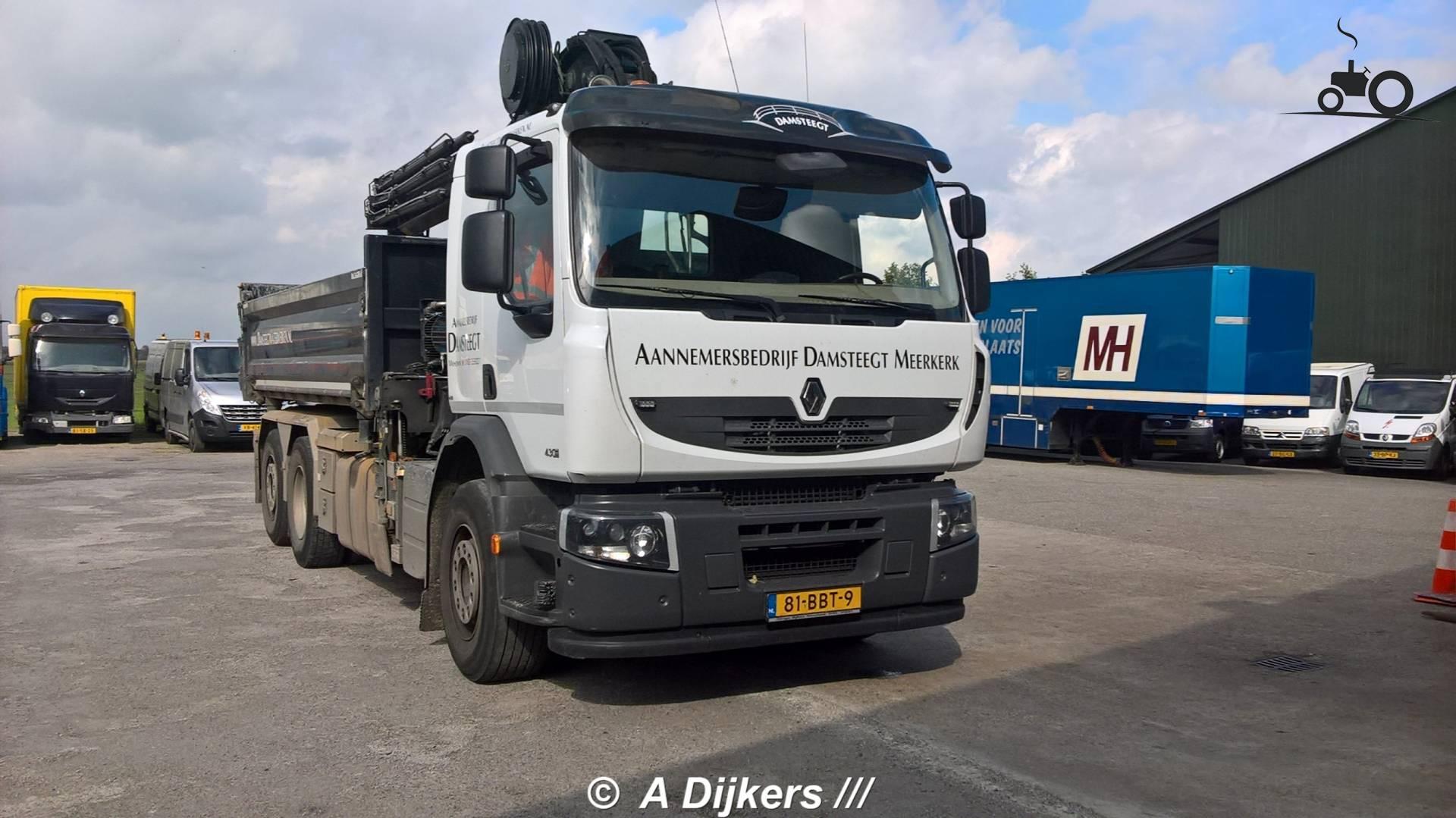 Renault Premium 2nd gen