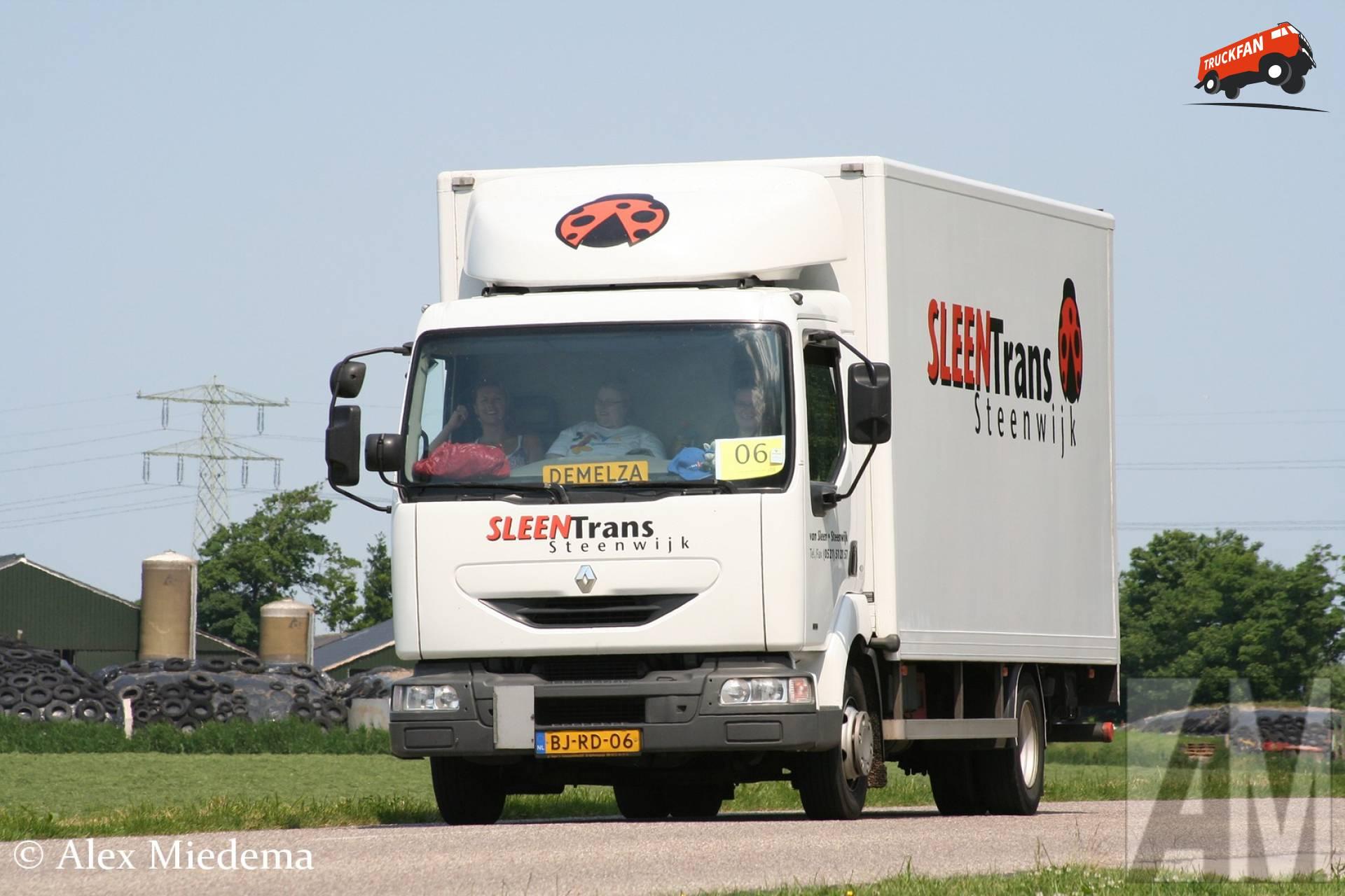 Renault Midlum 1st gen