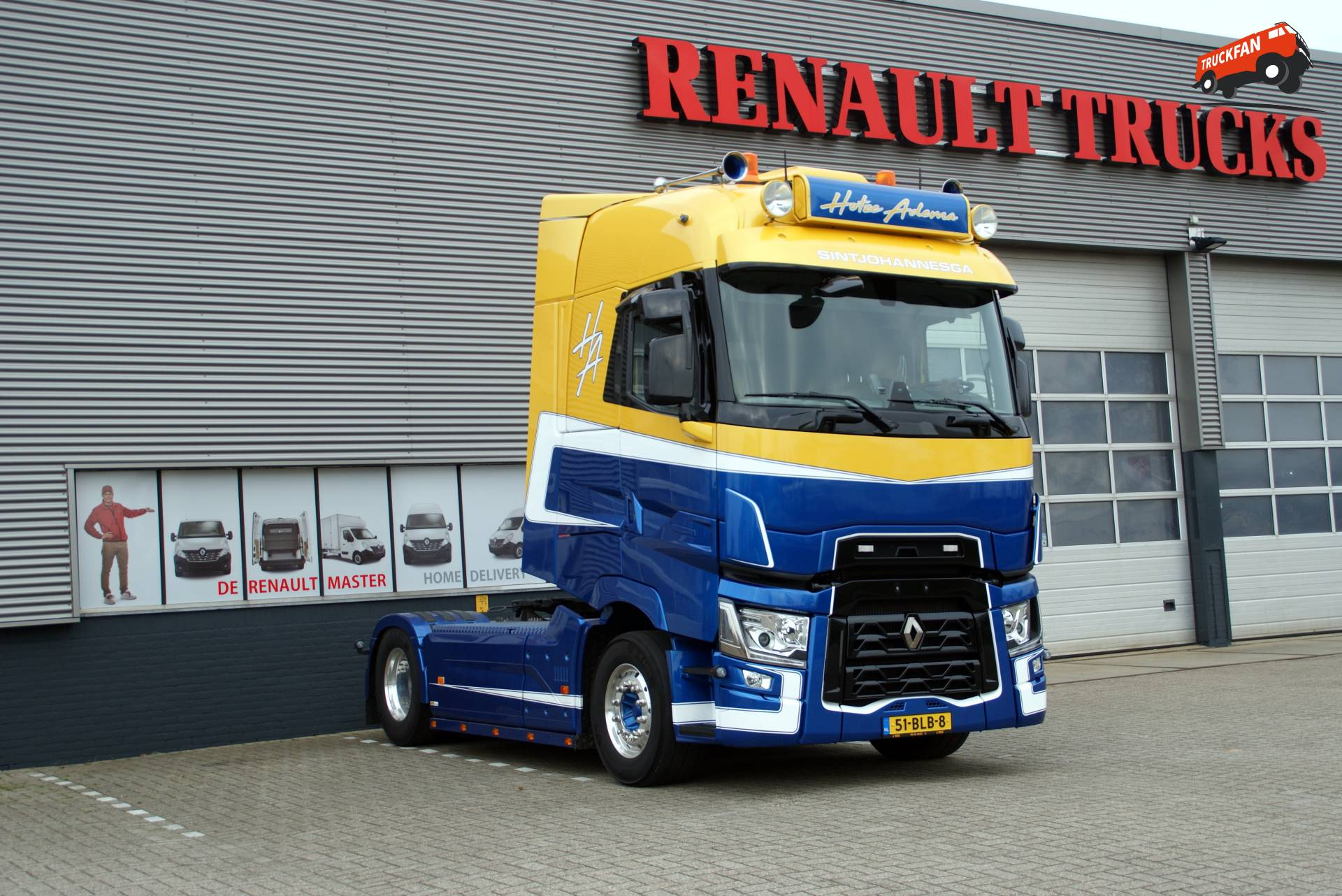 Renault T-serie