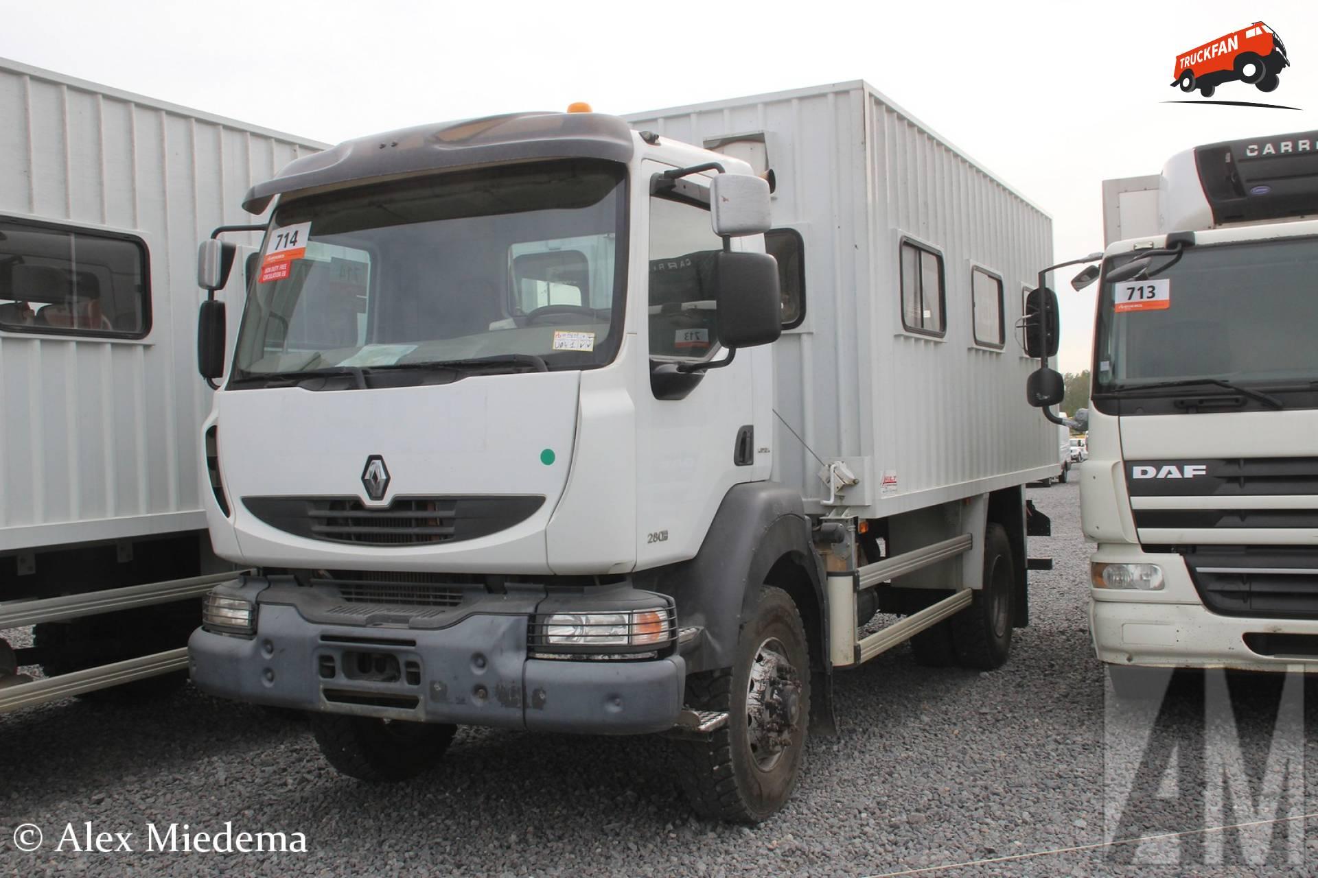 Renault Midlum 2nd gen