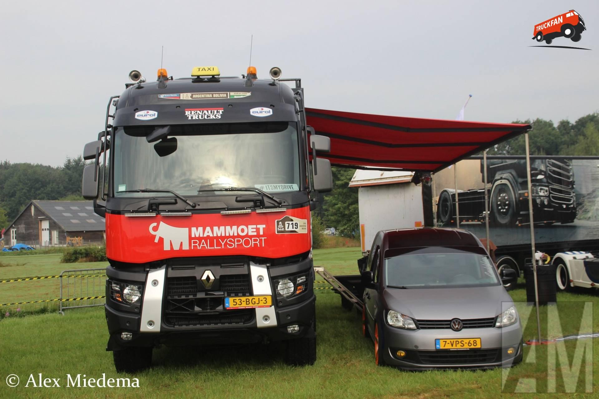 Team Mammoet Nederland B.V. - Renault C-serie