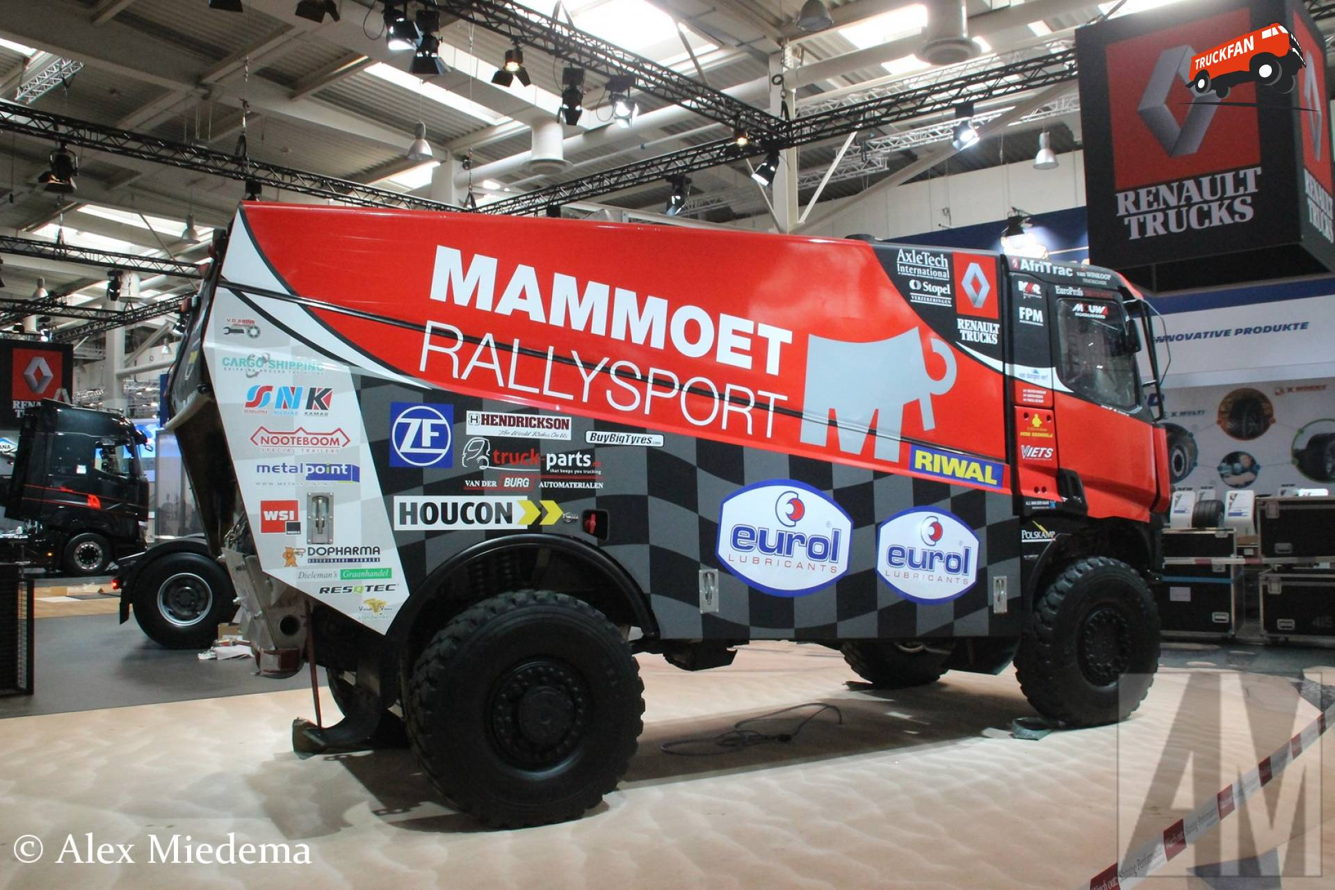 Team Mammoet Nederland B.V. - Renault K-serie