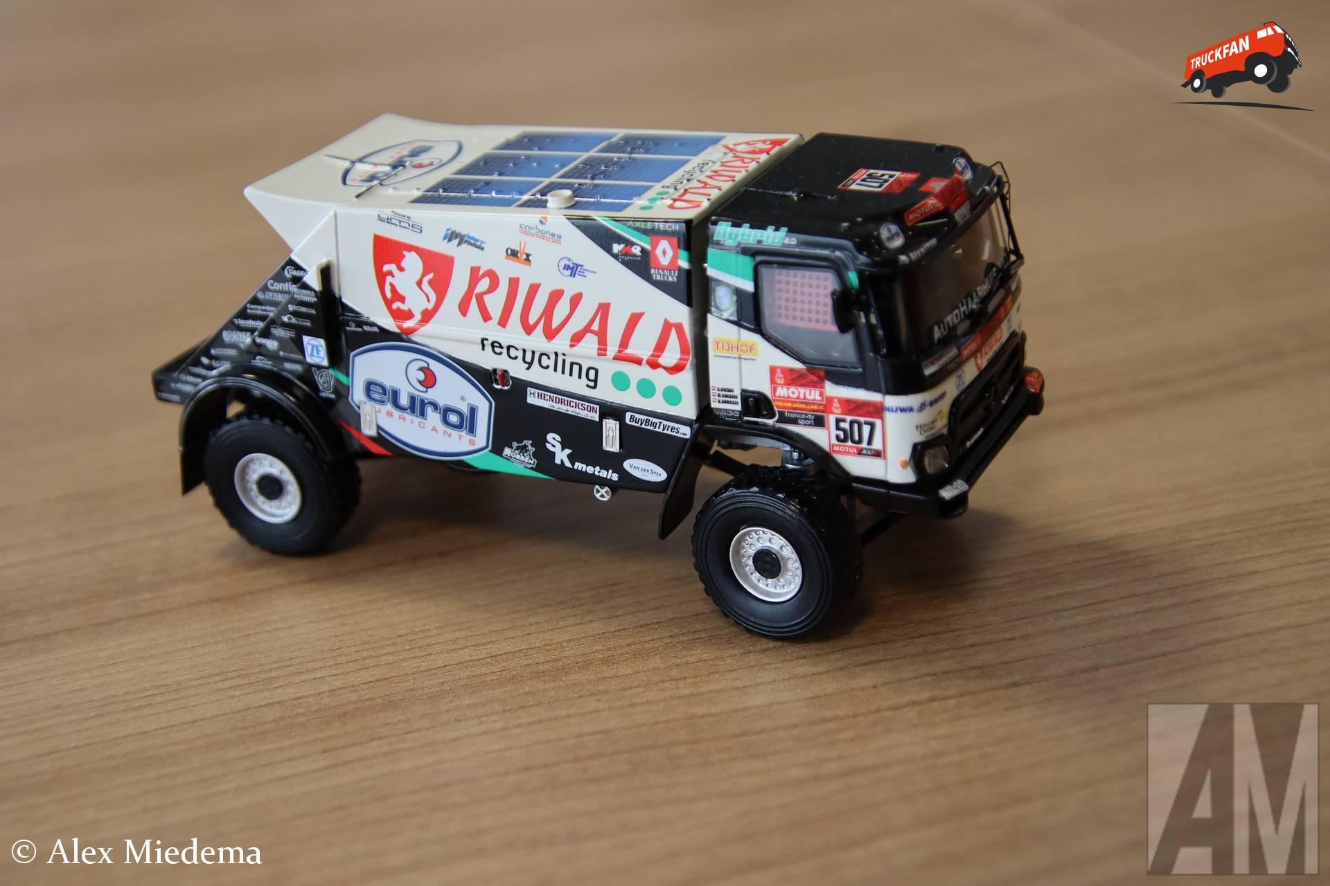 Renault miniatuur
