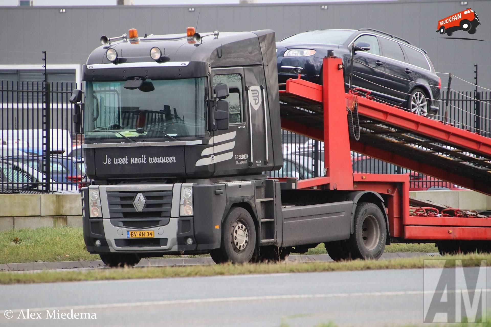 Renault Magnum 4th gen