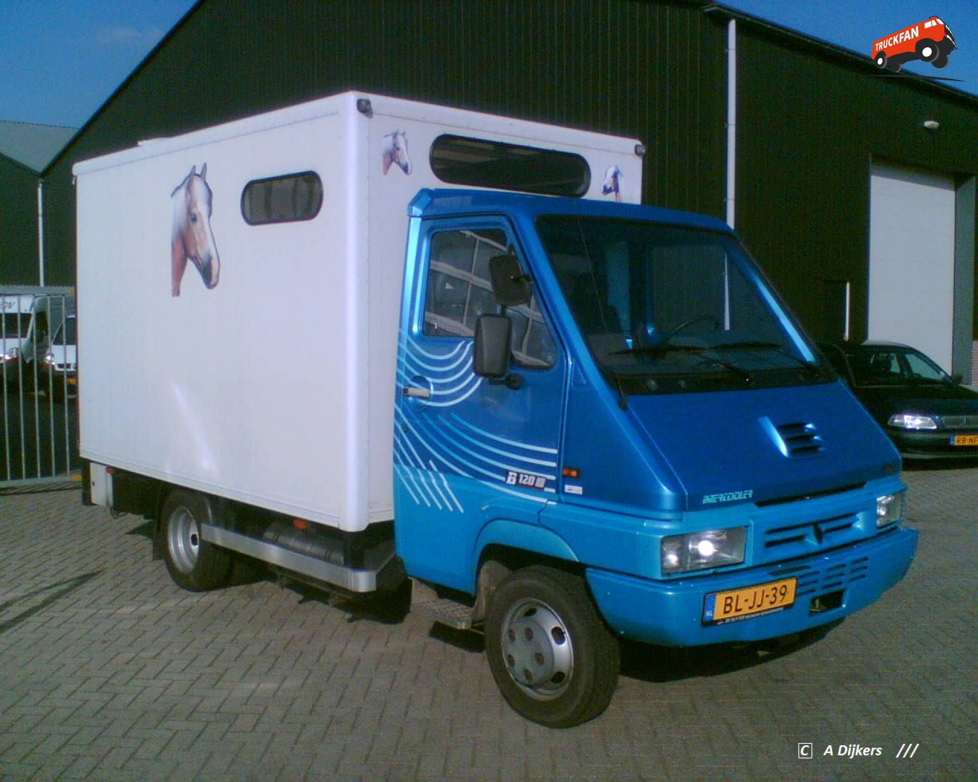 Renault B-serie (Messenger)