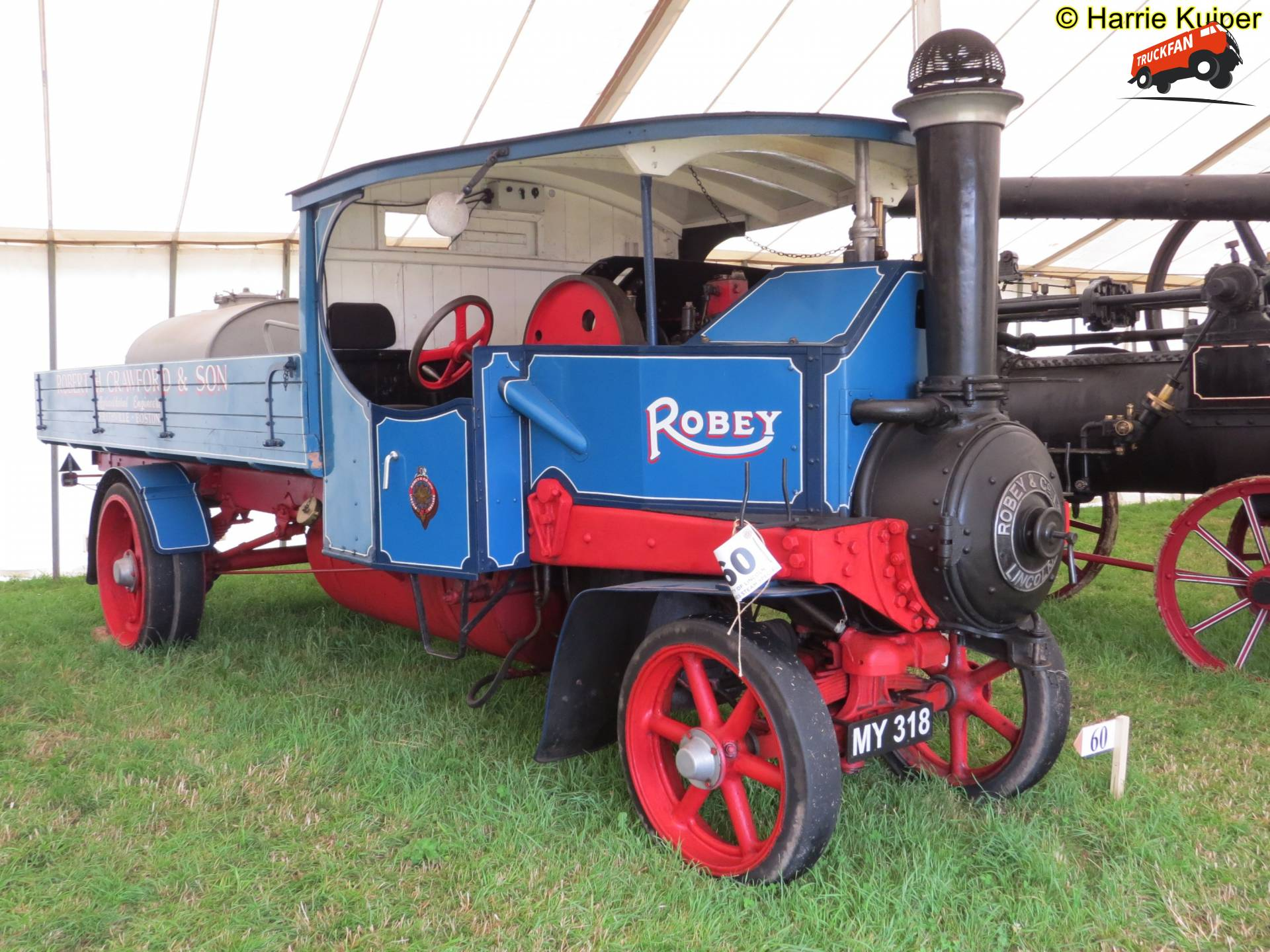 Robey Road Roller