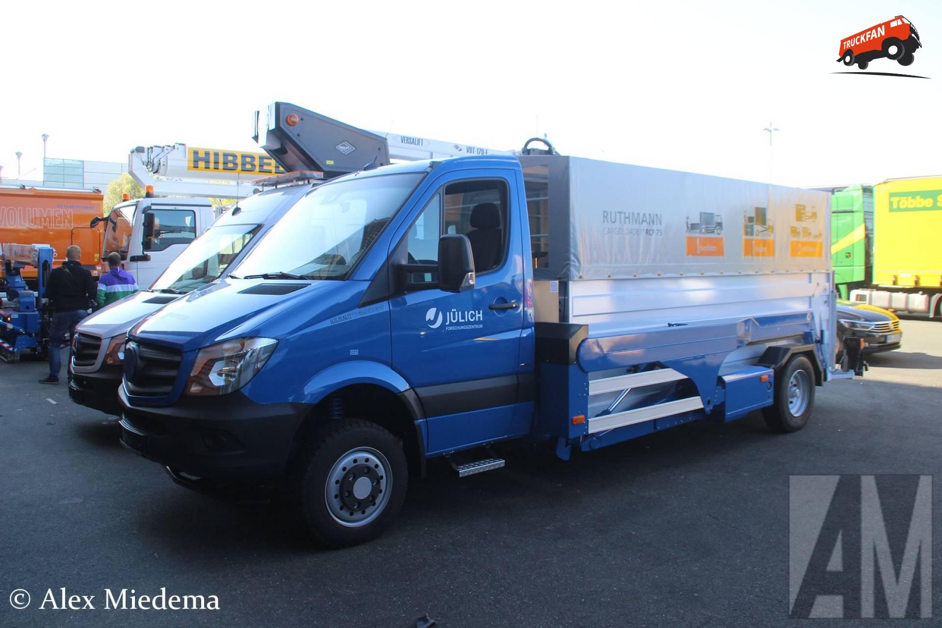 Ruthmann Cargoloader RCP75