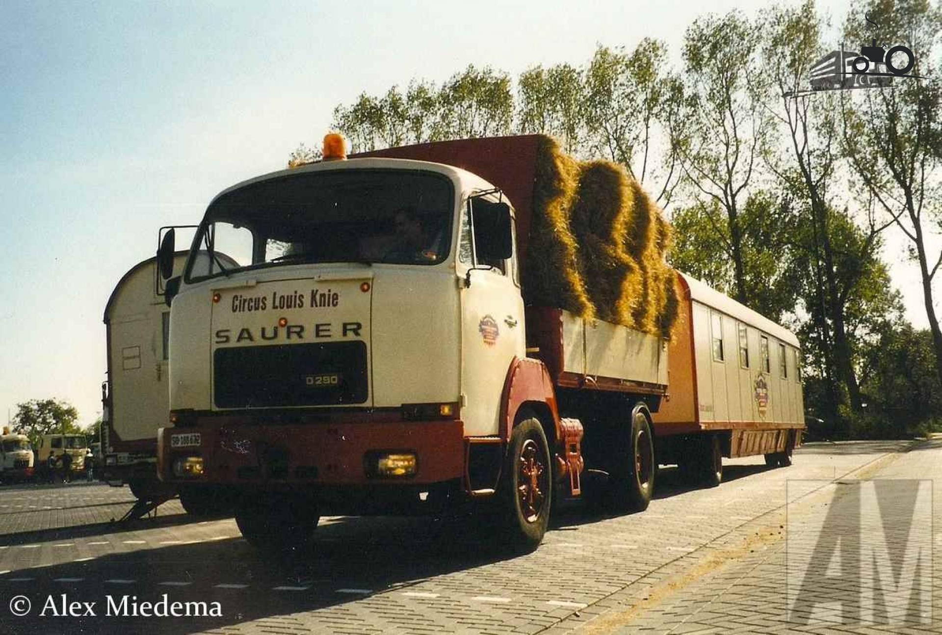Saurer D290