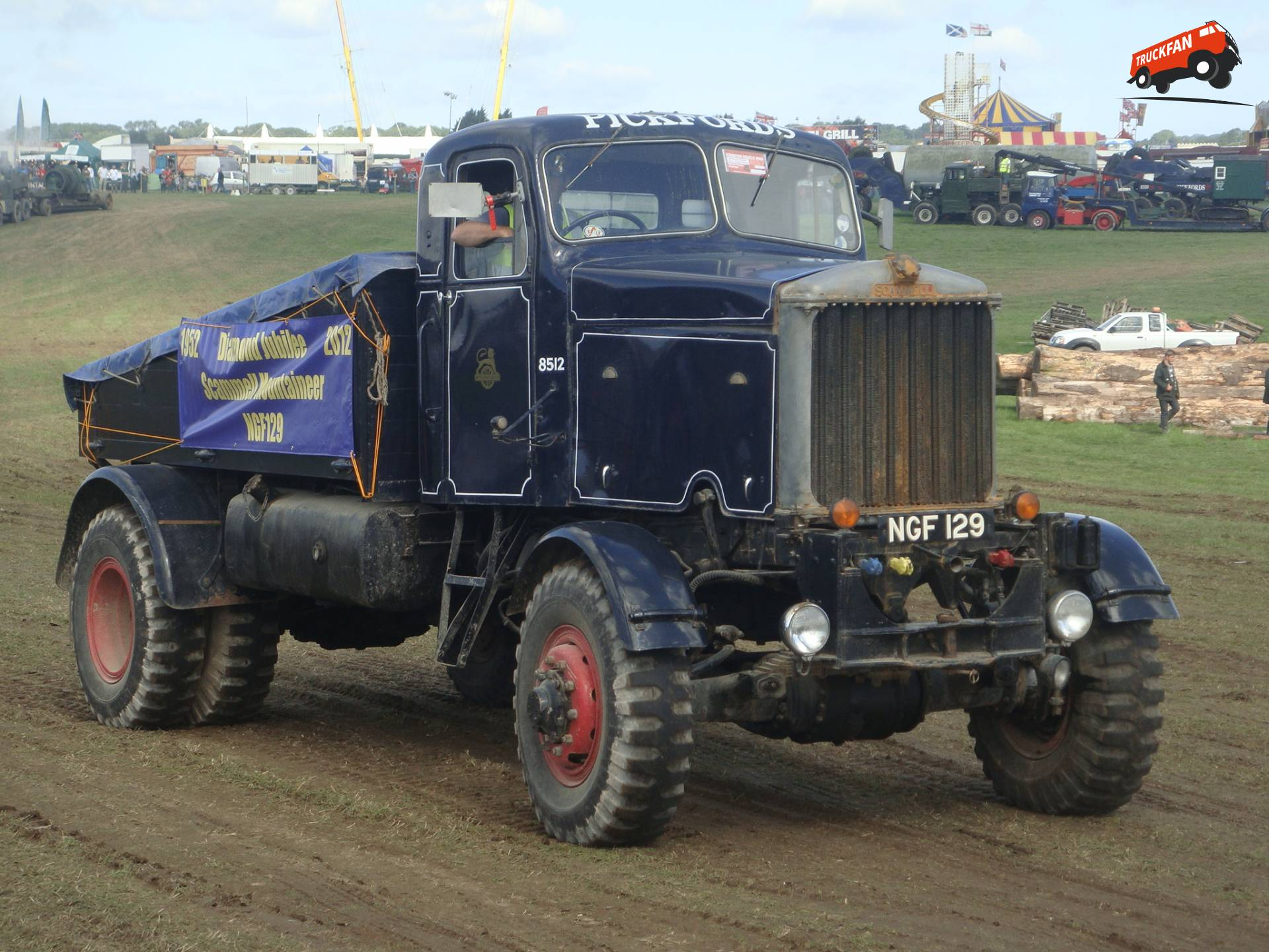 Scammell Mountaineer
