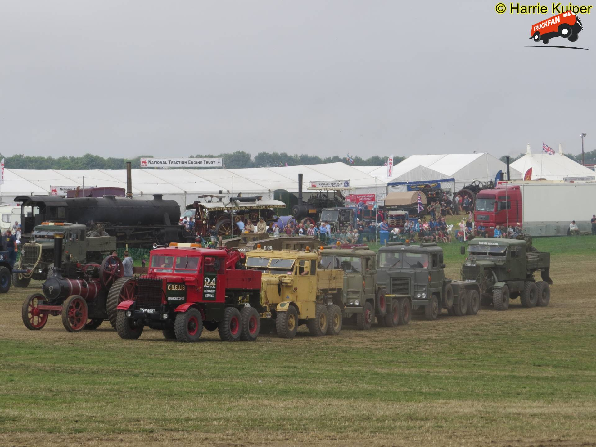 Scammell meerdere