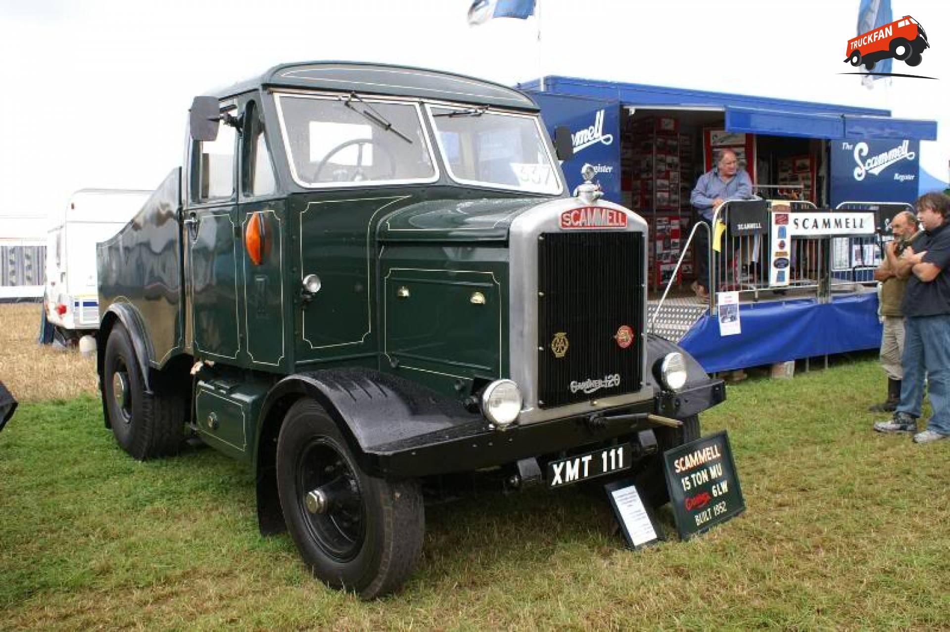 Scammell onbekend/overig Great Dorset Steam Fair 2009