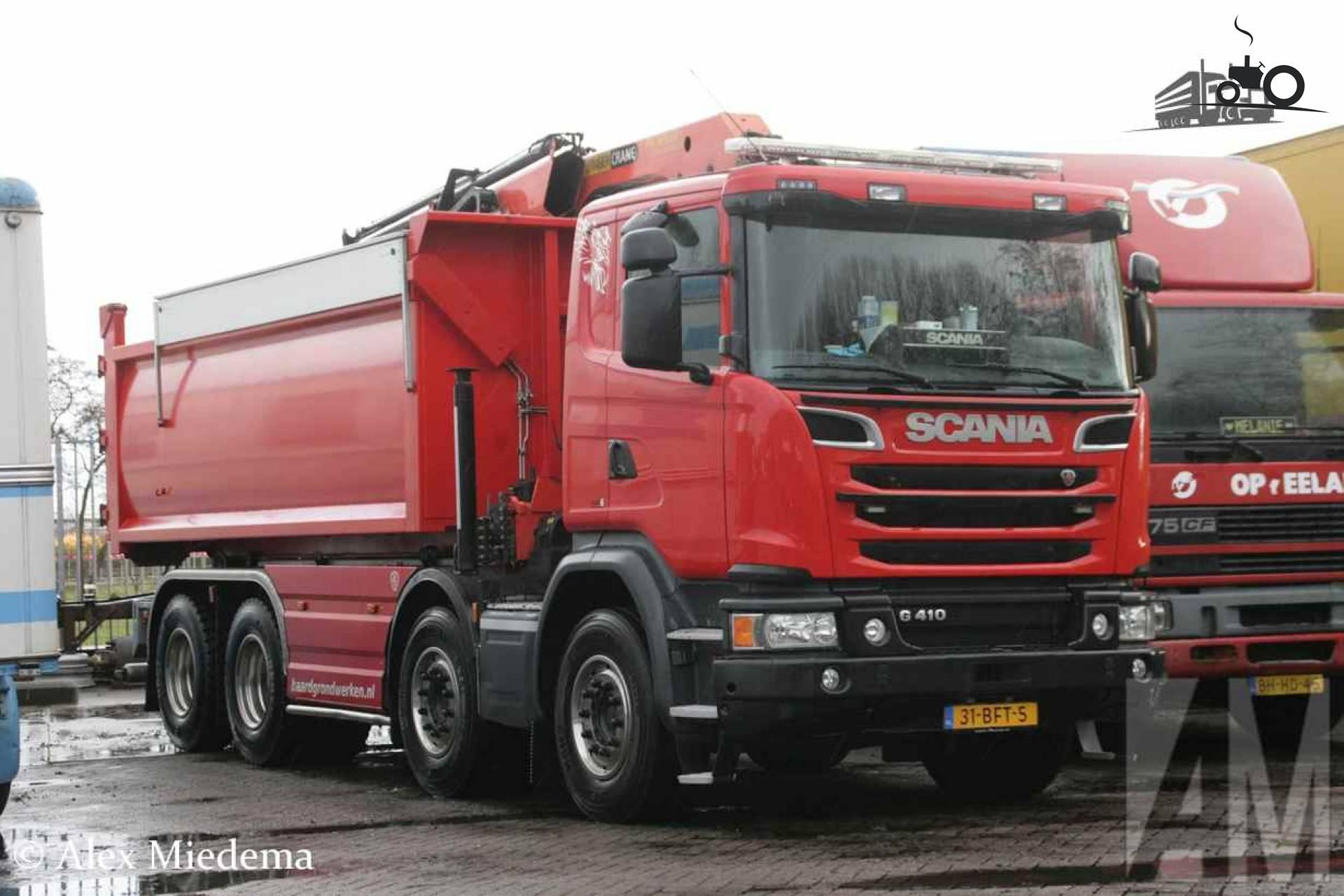 Scania G410