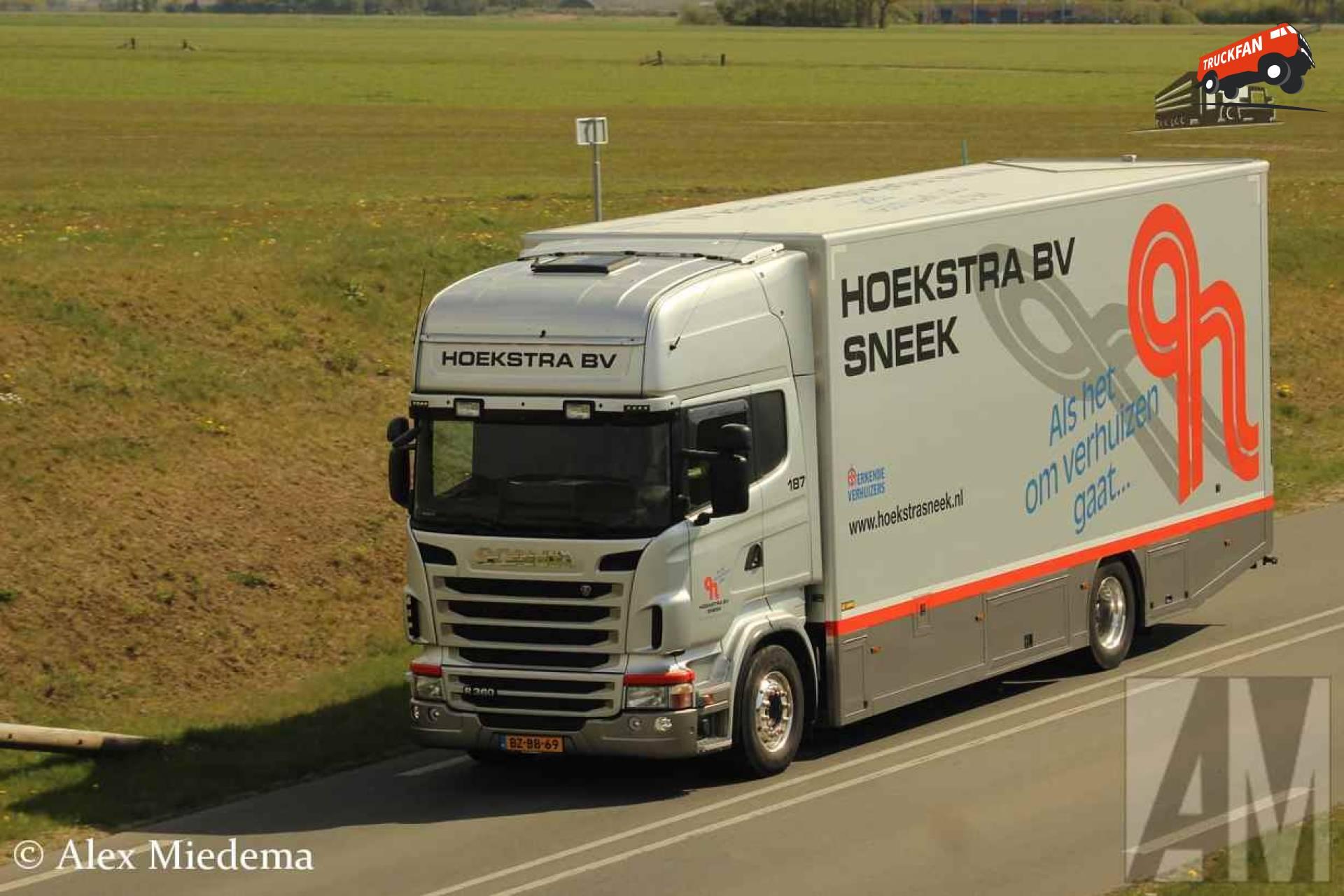 Scania R360