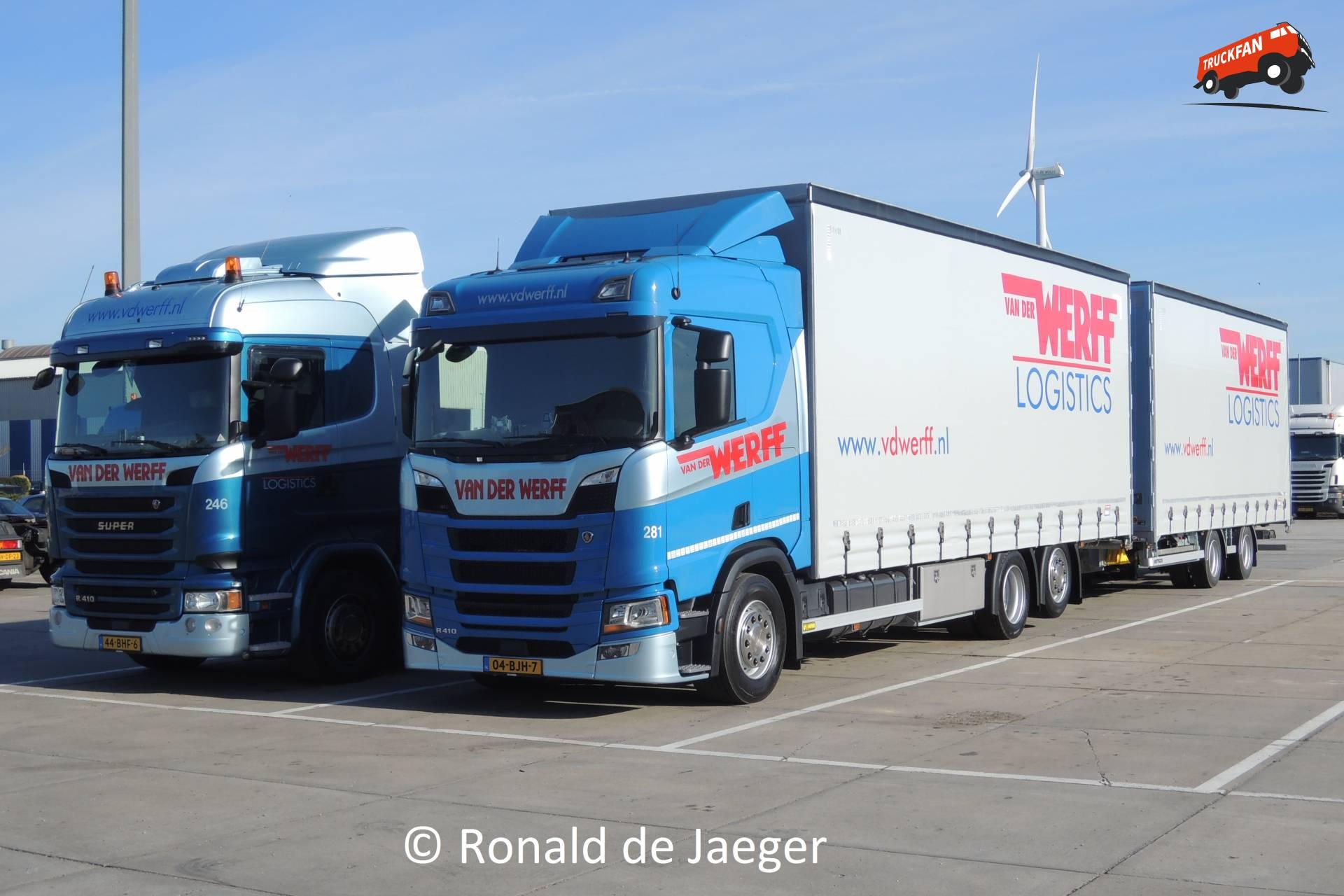 Scania R410 (new)