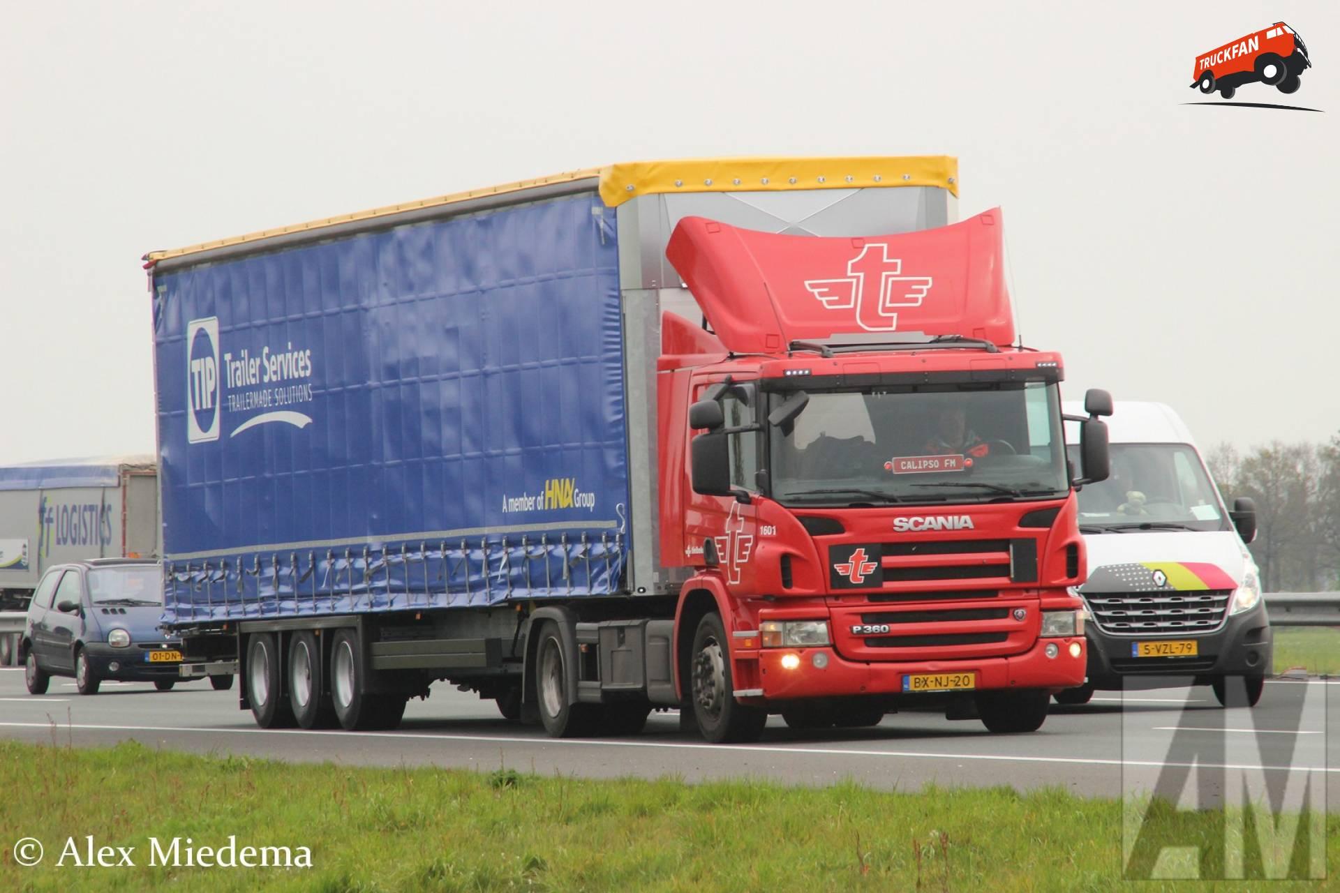 Scania P360