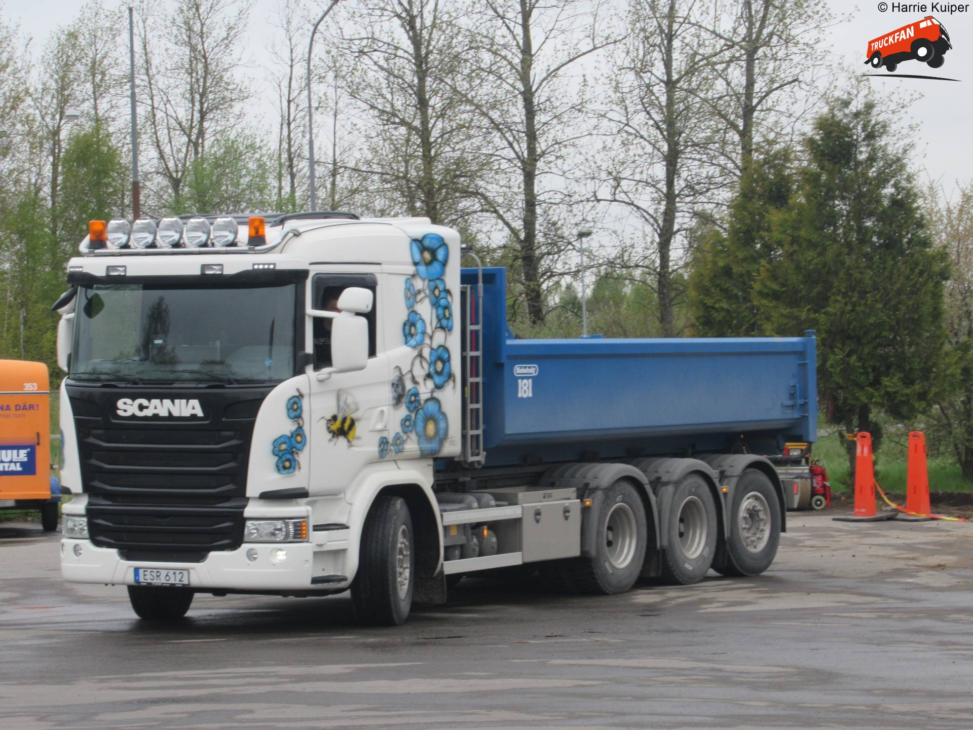 Scania onbekend/overig