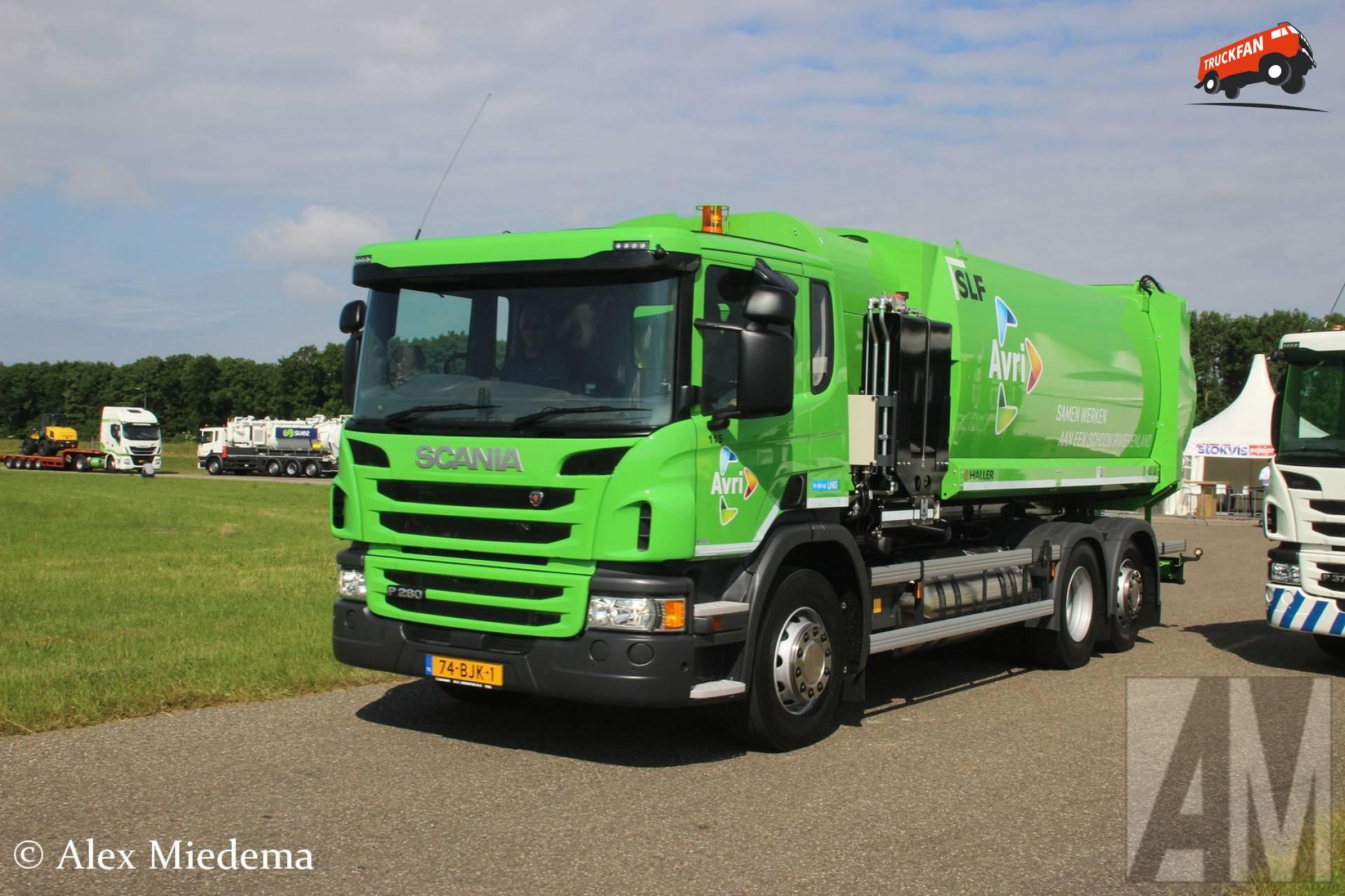 Scania P280