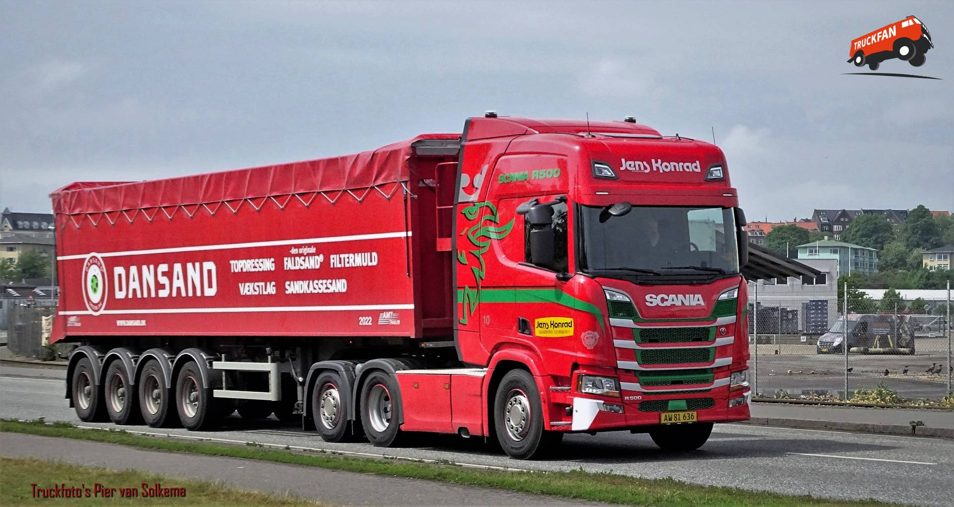Scania R-serie 2nd gen