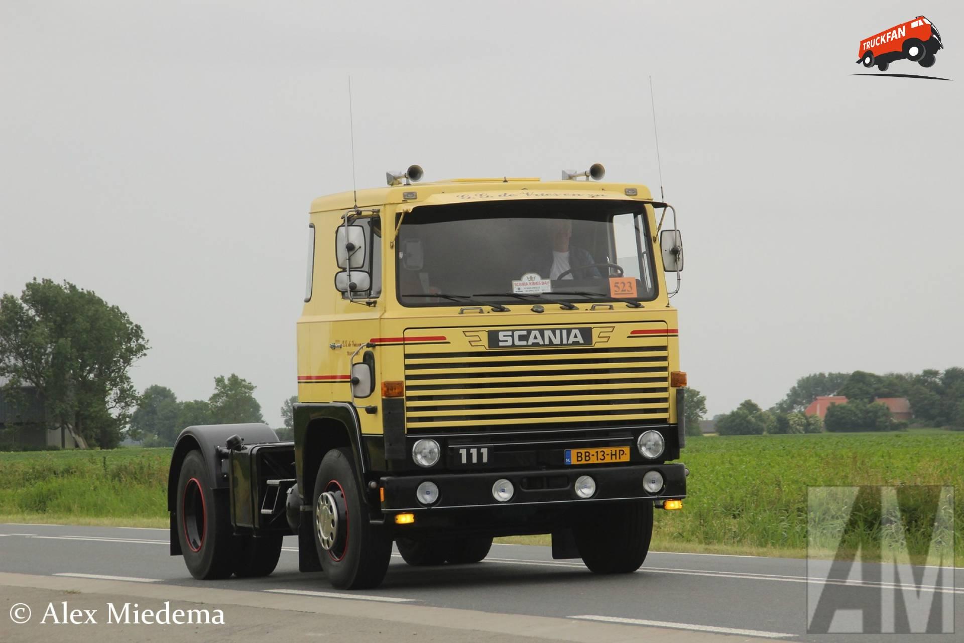 Scania 111