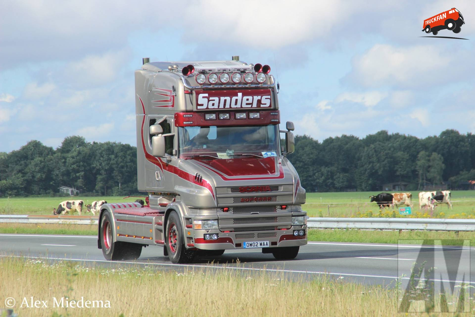 Scania T4