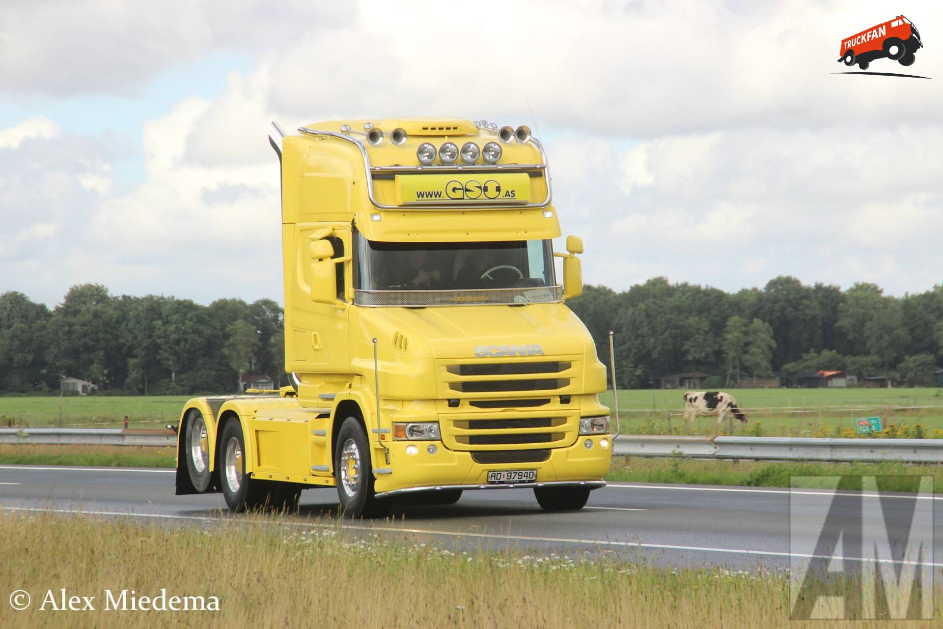 Scania T-serie