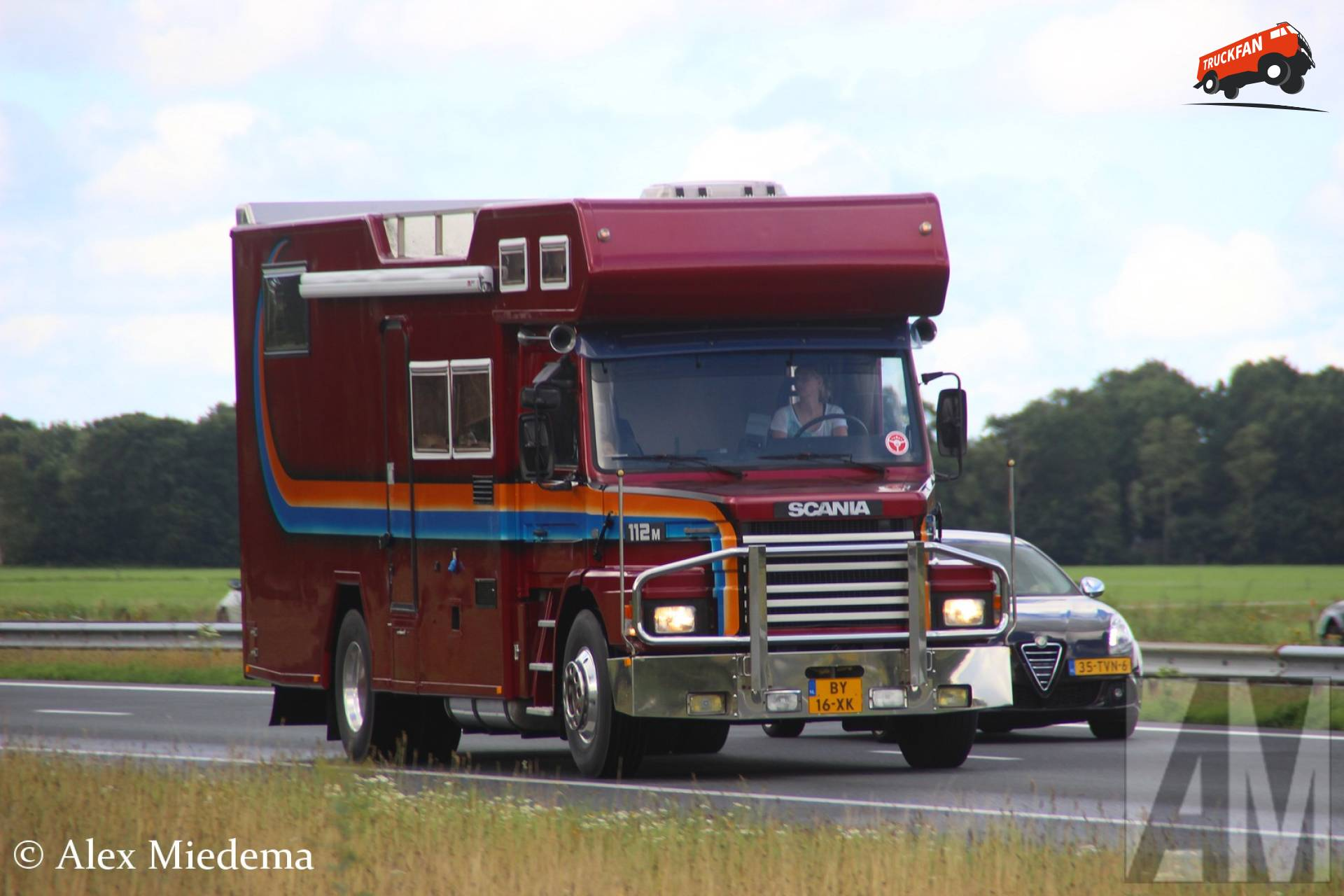 Scania T112