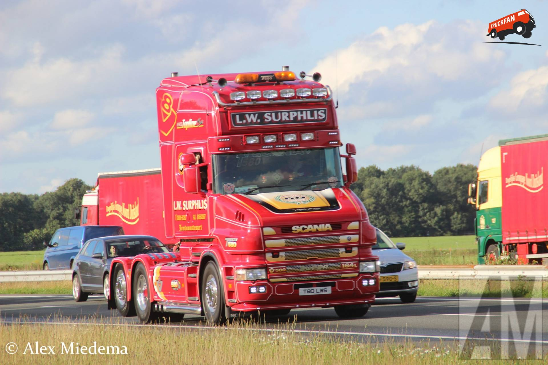Scania T164