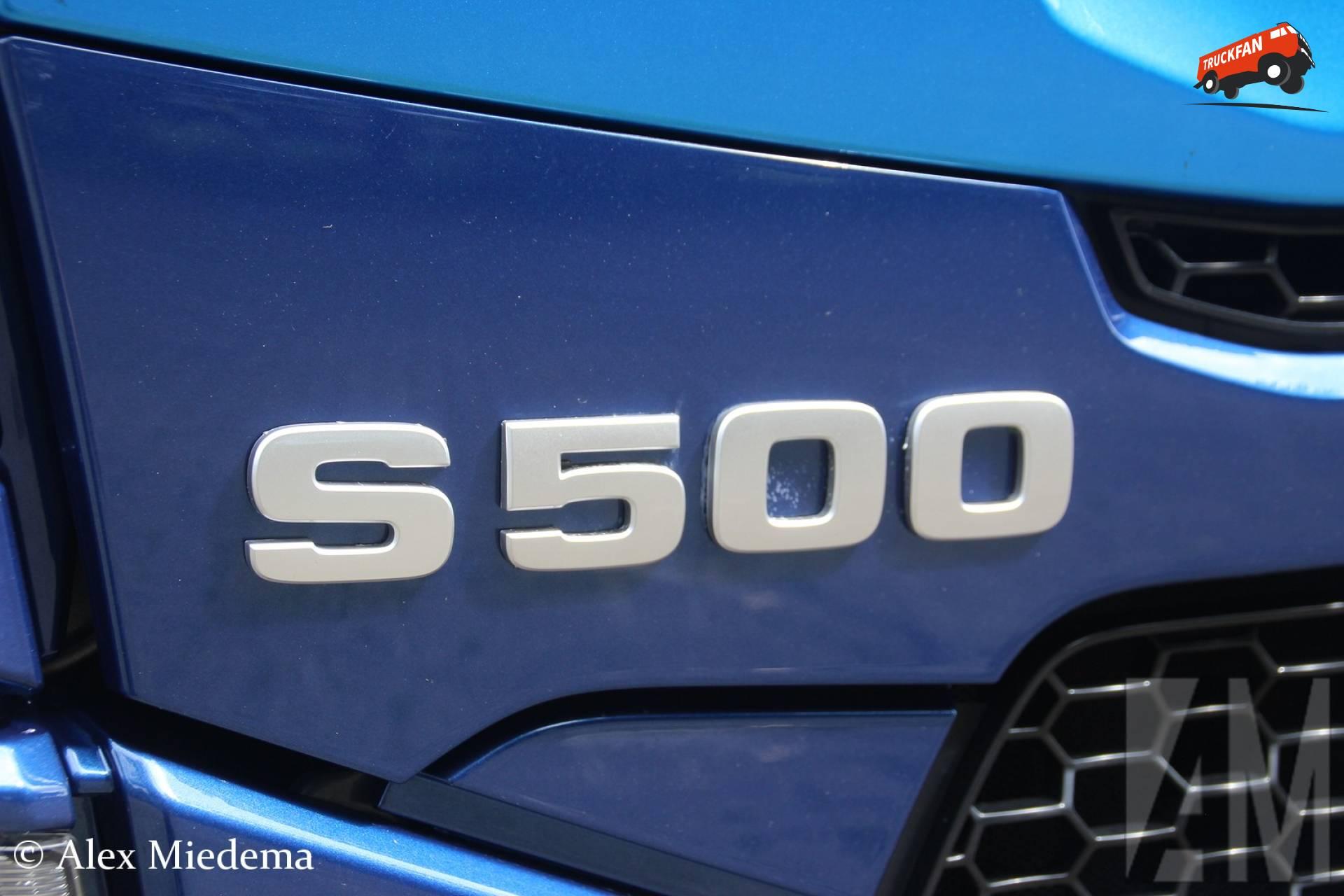 Scania S500