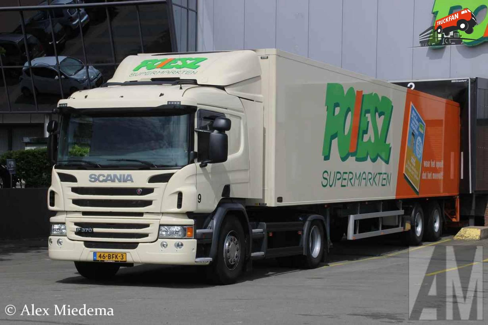 Scania P370