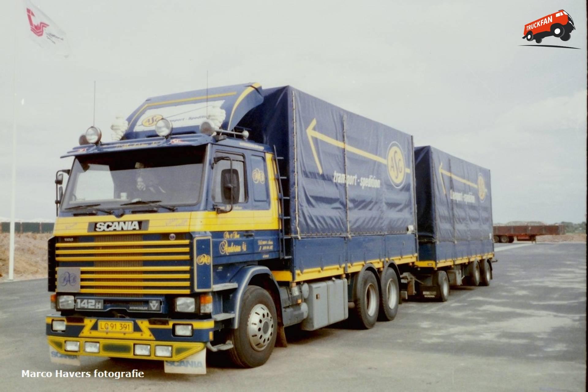 Scania 142