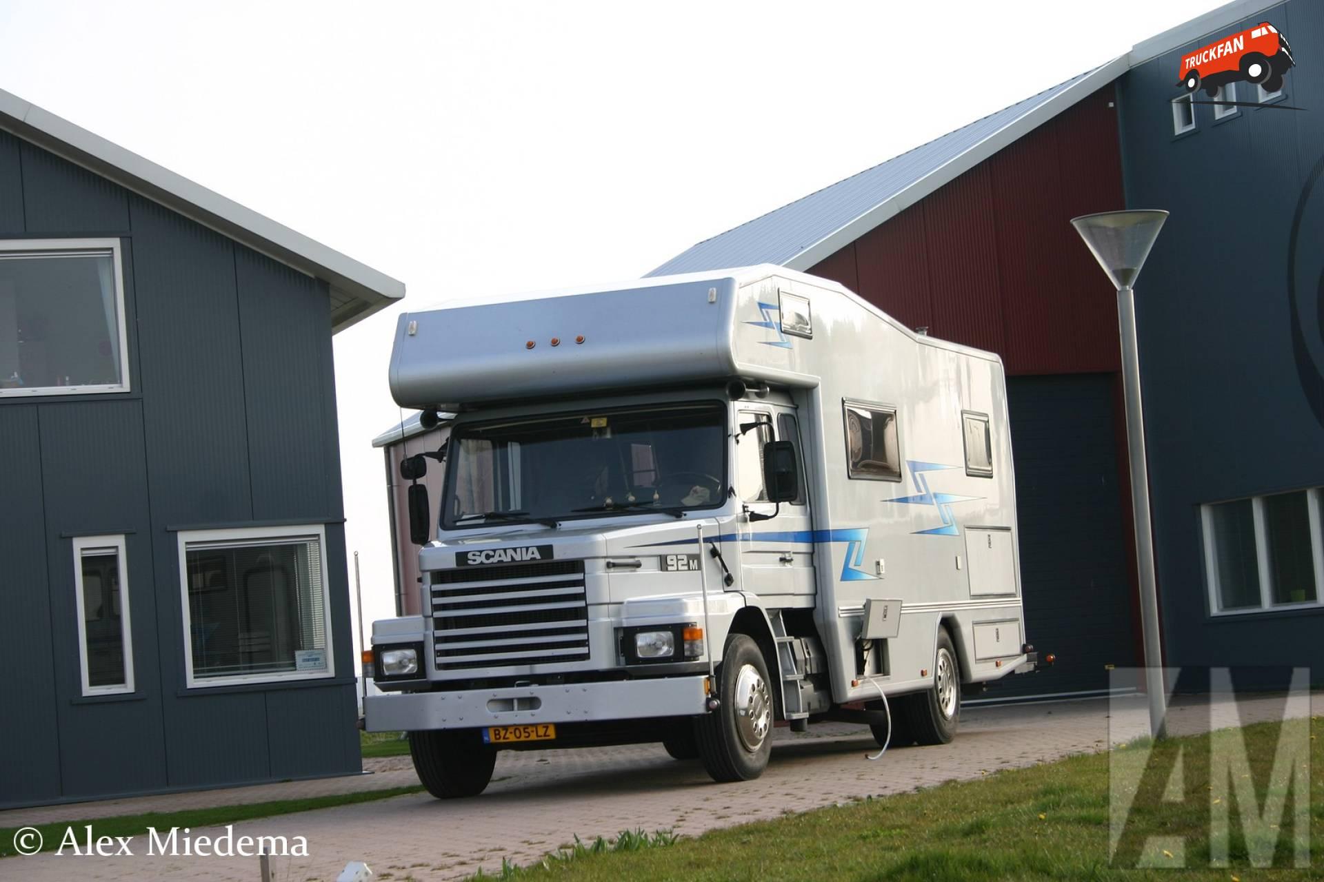 Scania T92