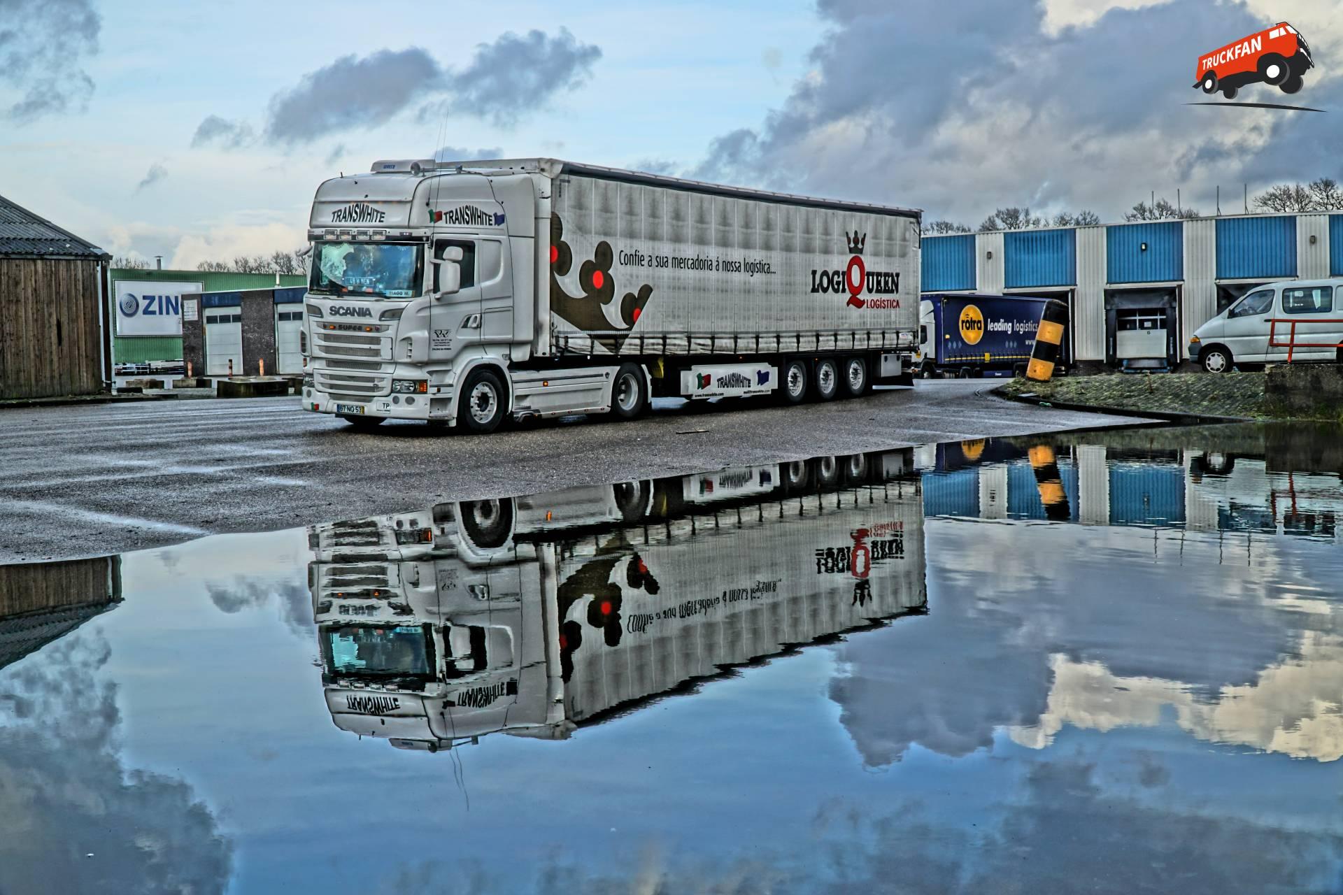 Scania R-serie 2nd gen